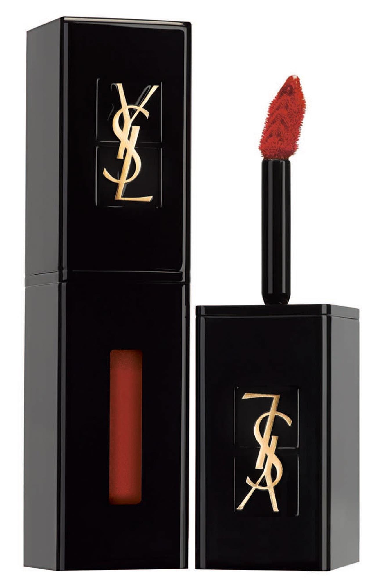 Alternate Image 1 Selected - Yves Saint Laurent Vinyl Cream Lip Stain