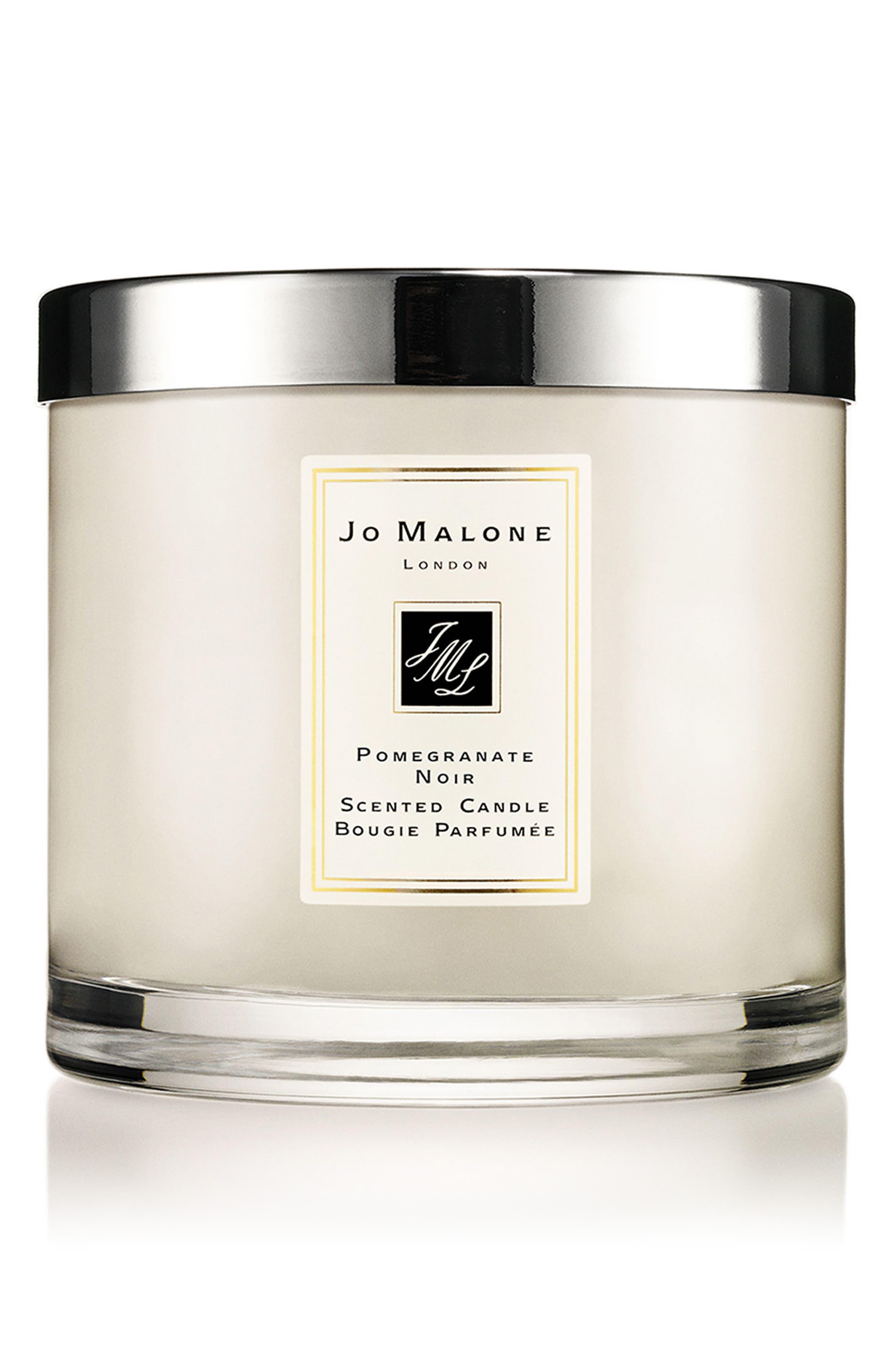 Jo Malone<sup>™</sup> 'Pomegranate Noir' Luxury Candle,                             Main thumbnail 1, color,                             No Color