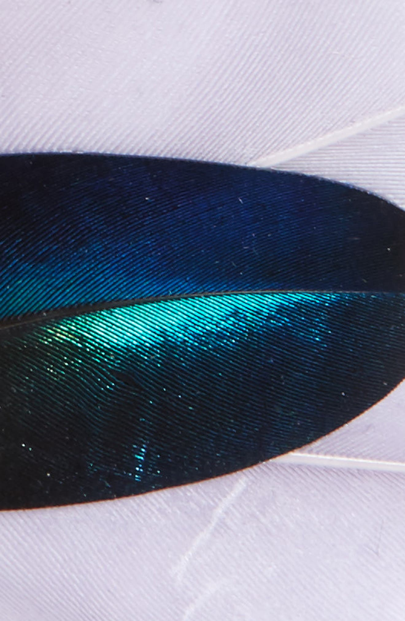 Alternate Image 2  - Brackish & Bell Dixon Feather Bow Tie