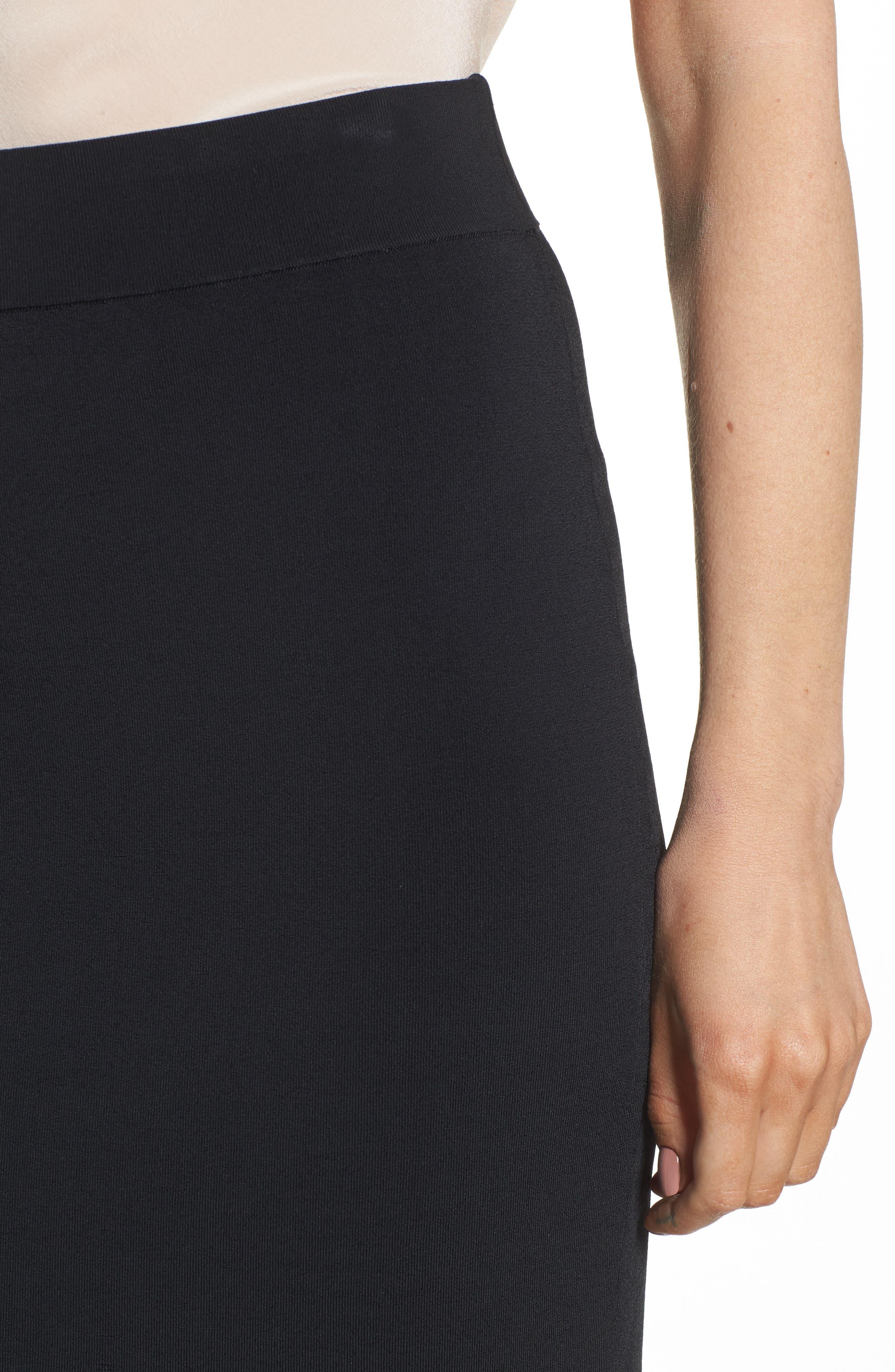 Alternate Image 4  - Trouvé Asymmetrical Midi Skirt