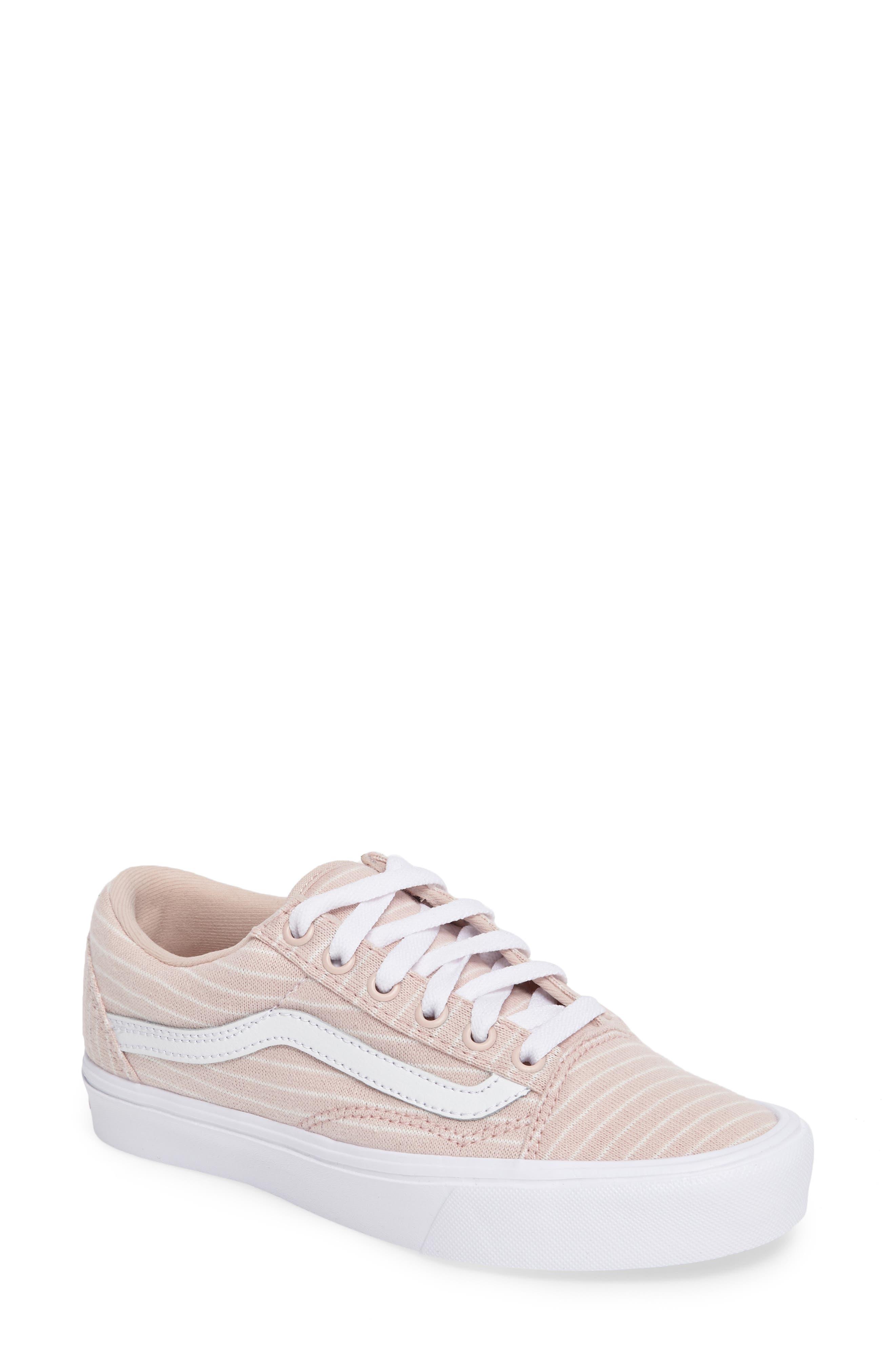 Vans Old Skool Lite Stripe Sneaker (Women)