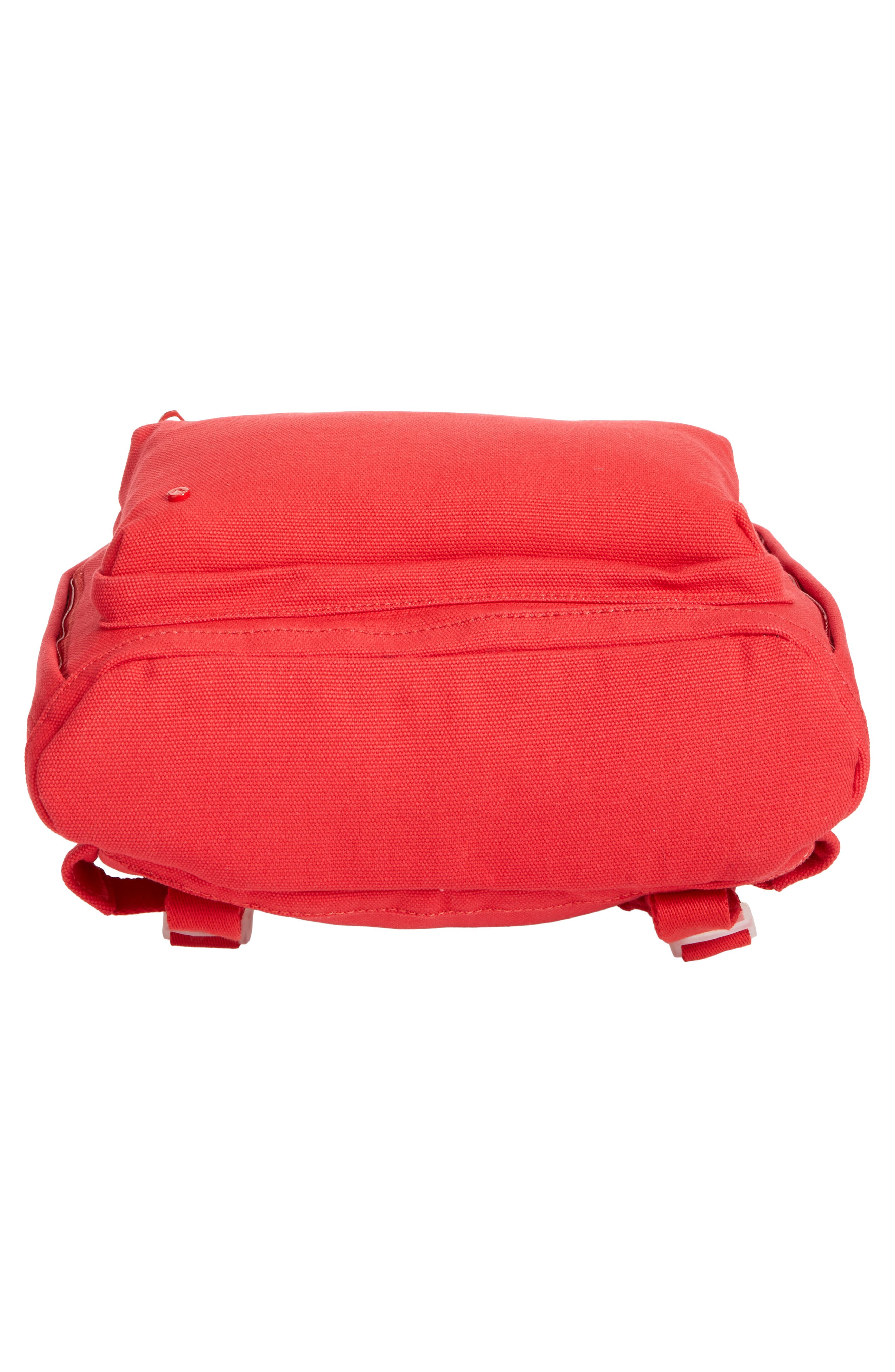 Alternate Image 6  - STATE Bags Slim Lorimer Water Resistant Canvas Backpack