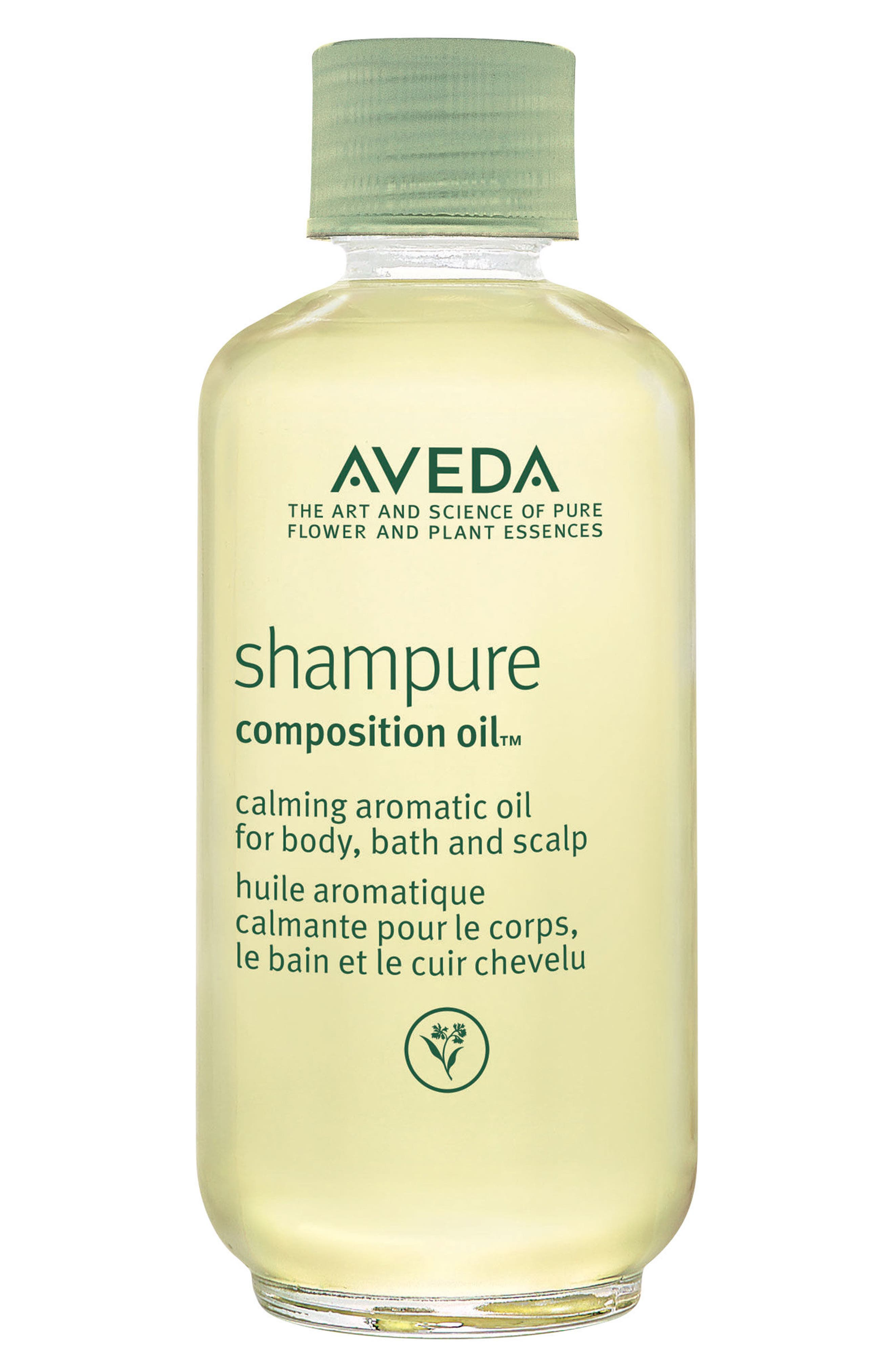 shampure<sup>™</sup> Composition Oil,                         Main,                         color, No Color