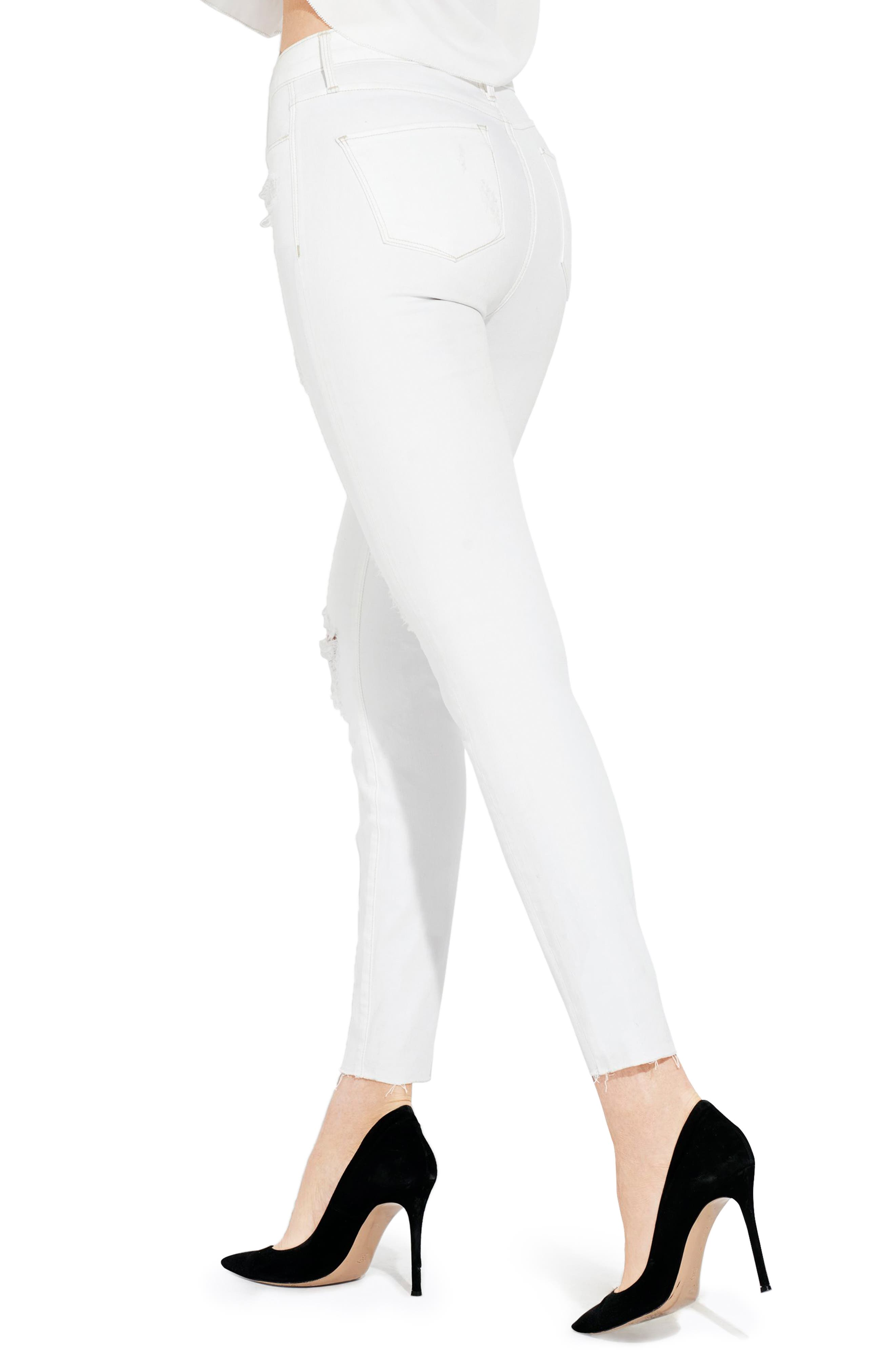 The Skinny Jeans,                             Alternate thumbnail 2, color,                             Bunny