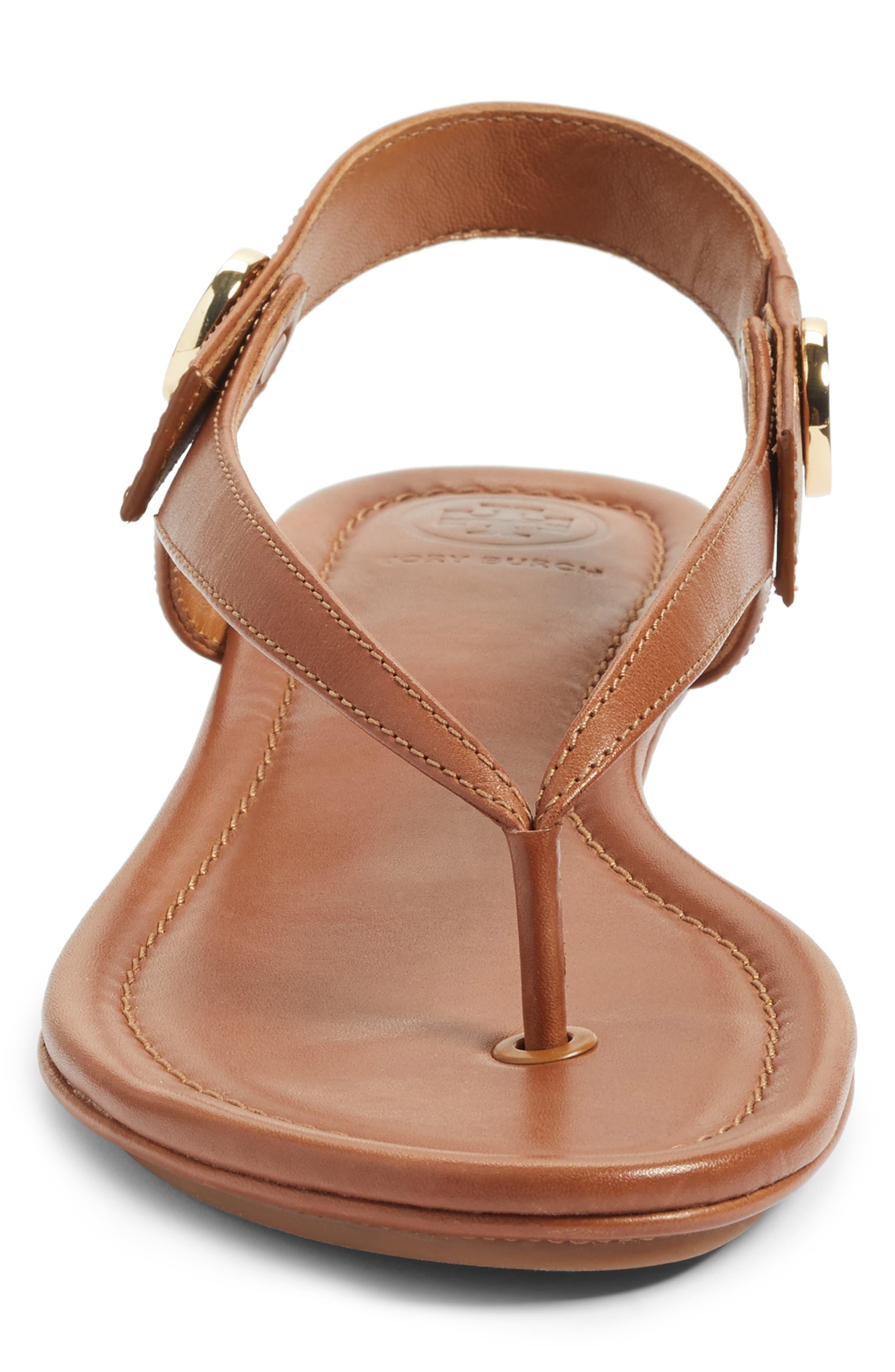 Alternate Image 5  - Tory Burch Minnie Travel Thong Sandal (Women)