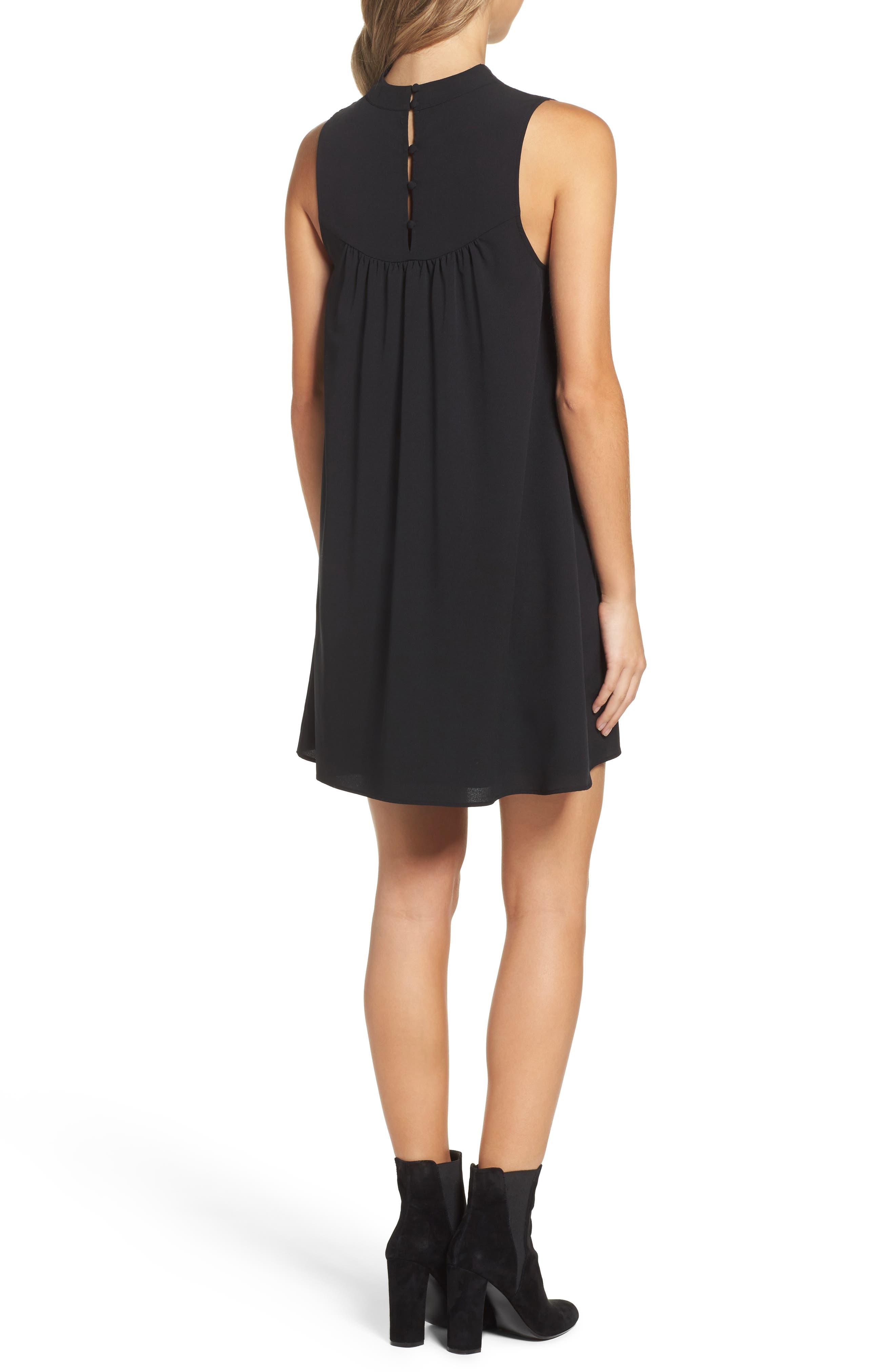 Alternate Image 2  - Chelsea28 Swing Dress