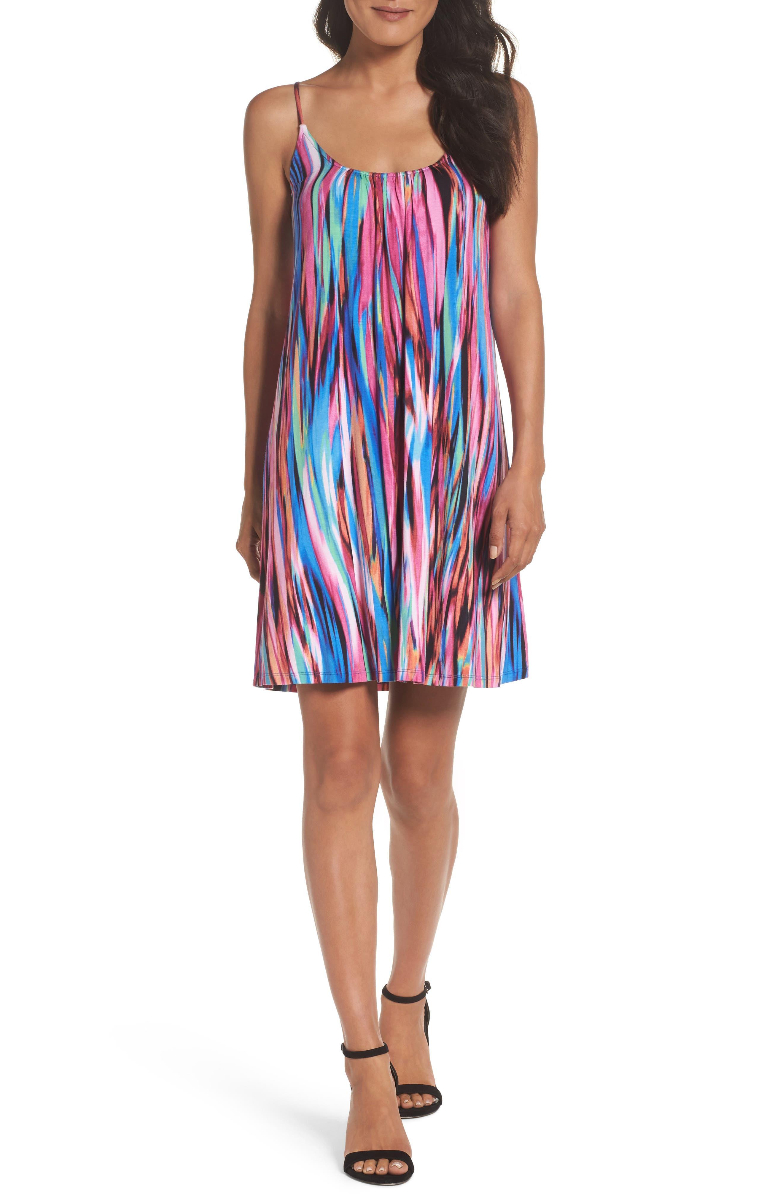 Felicity & Coco Jorden Print Slipdress