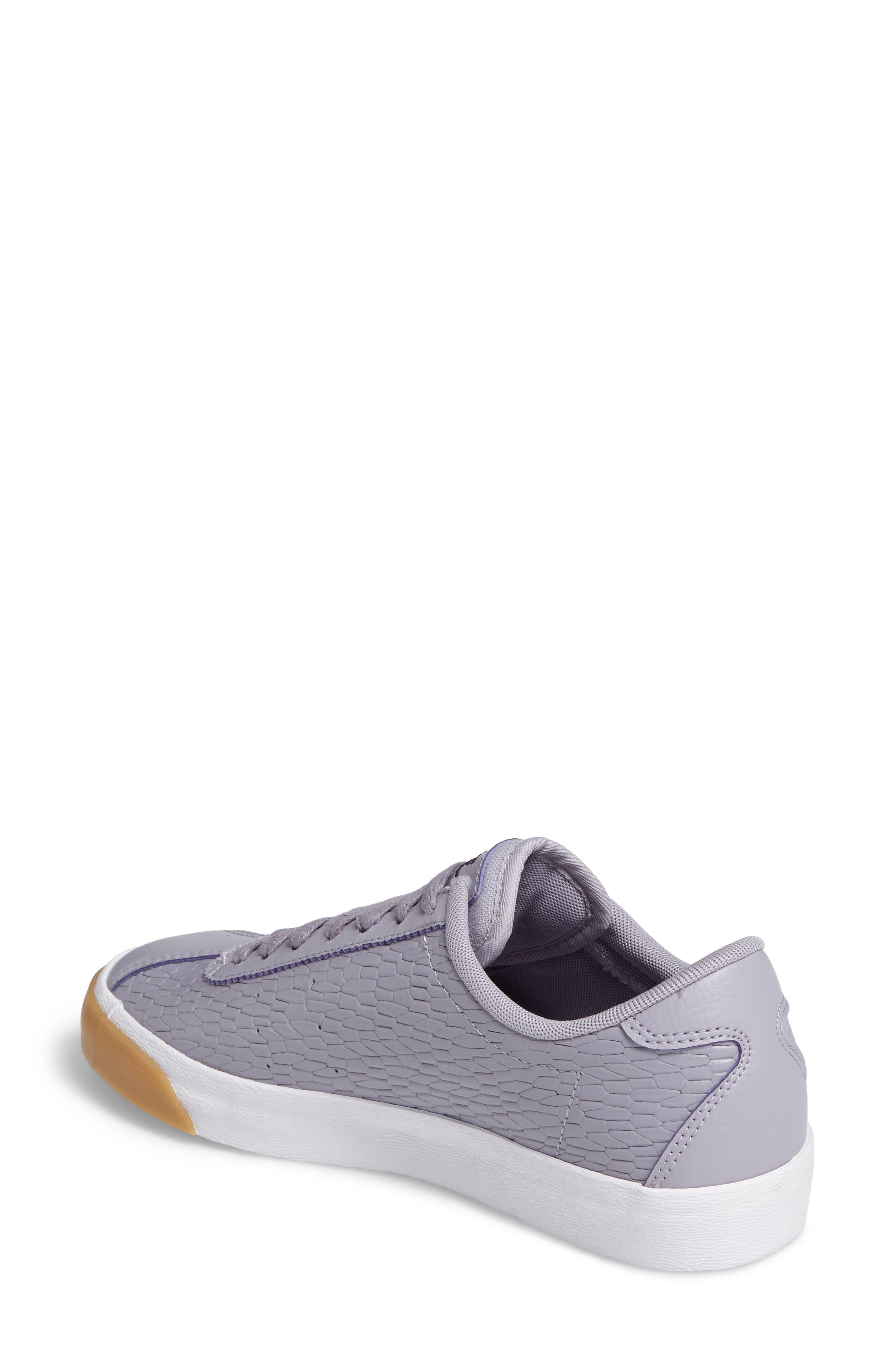 Match Classic Sneaker,                             Alternate thumbnail 2, color,                             Provence Purple/ Purple