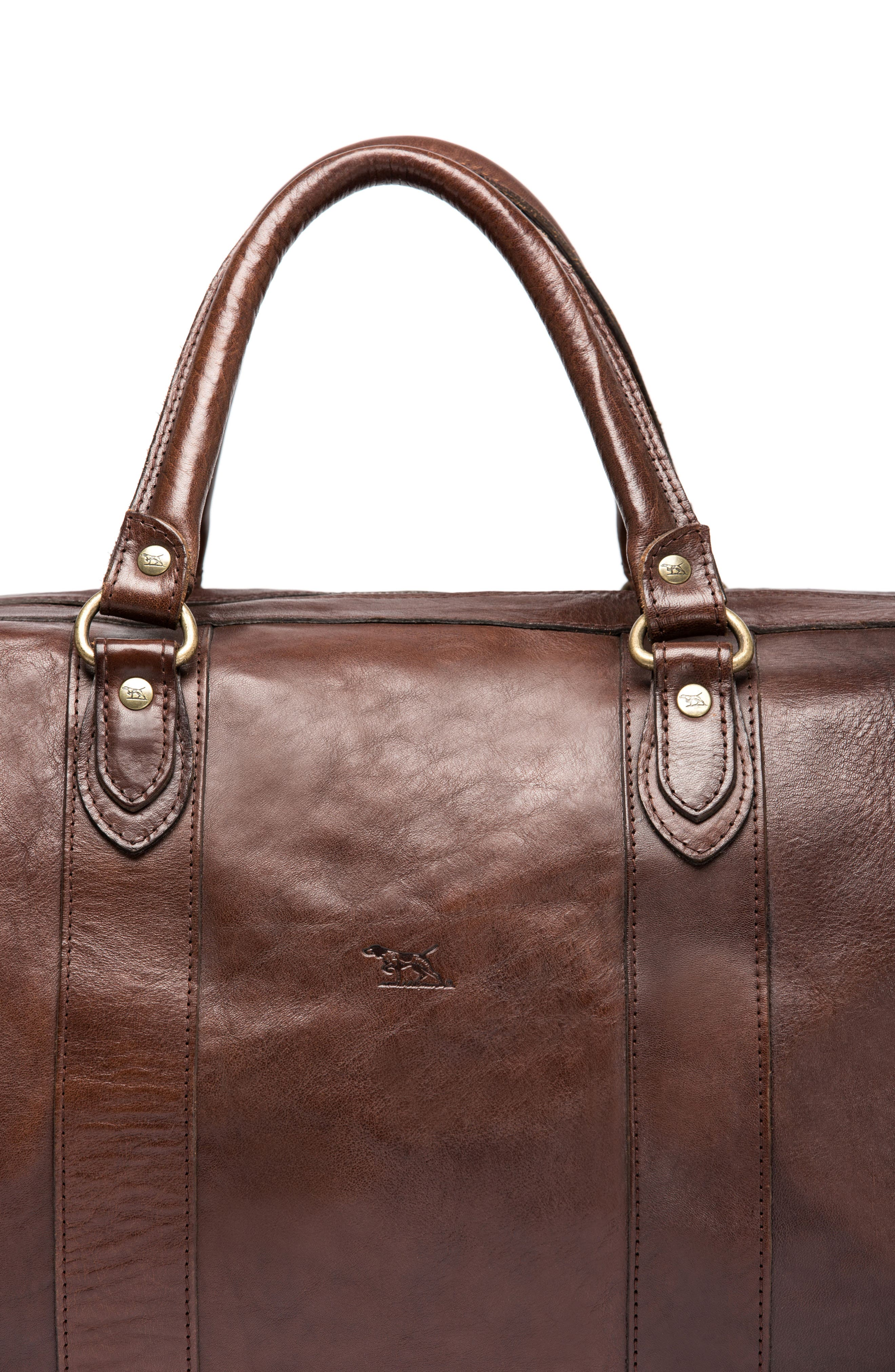 Normanby Duffel Bag,                             Alternate thumbnail 4, color,                             Cocoa
