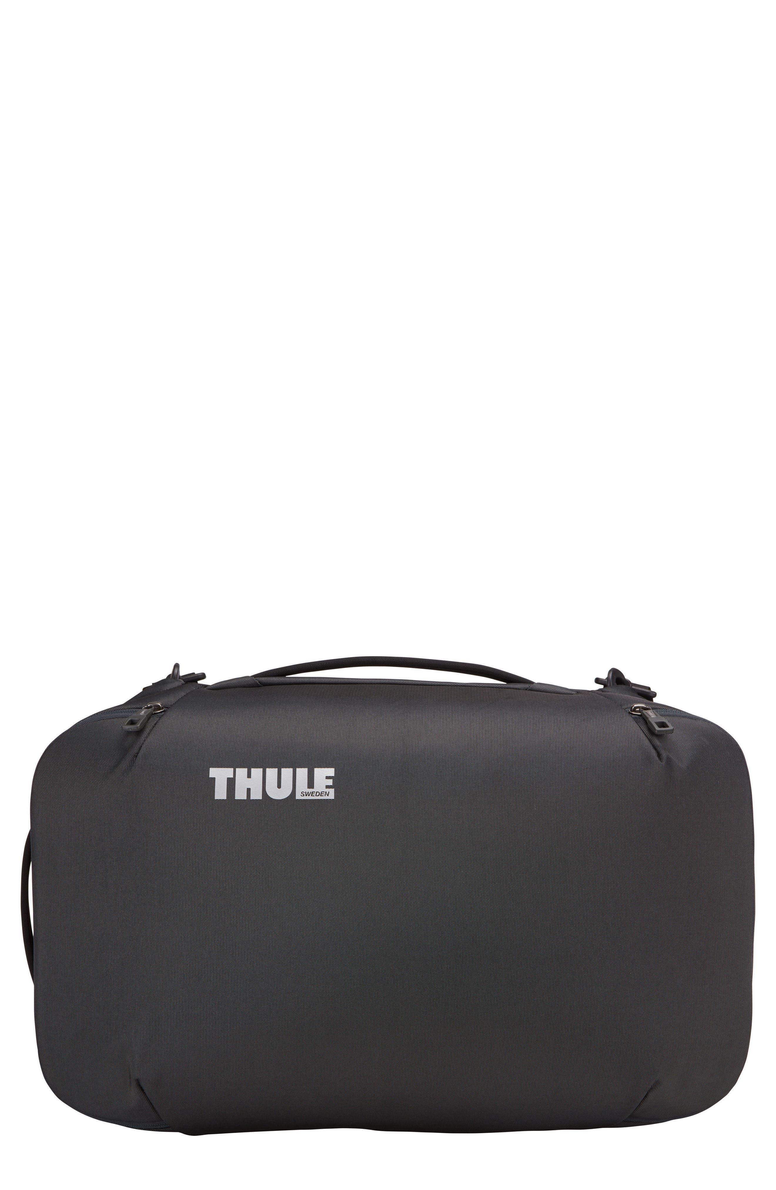 Subterra 40-Liter Convertible Duffel Bag,                             Main thumbnail 1, color,                             Dark Shadow