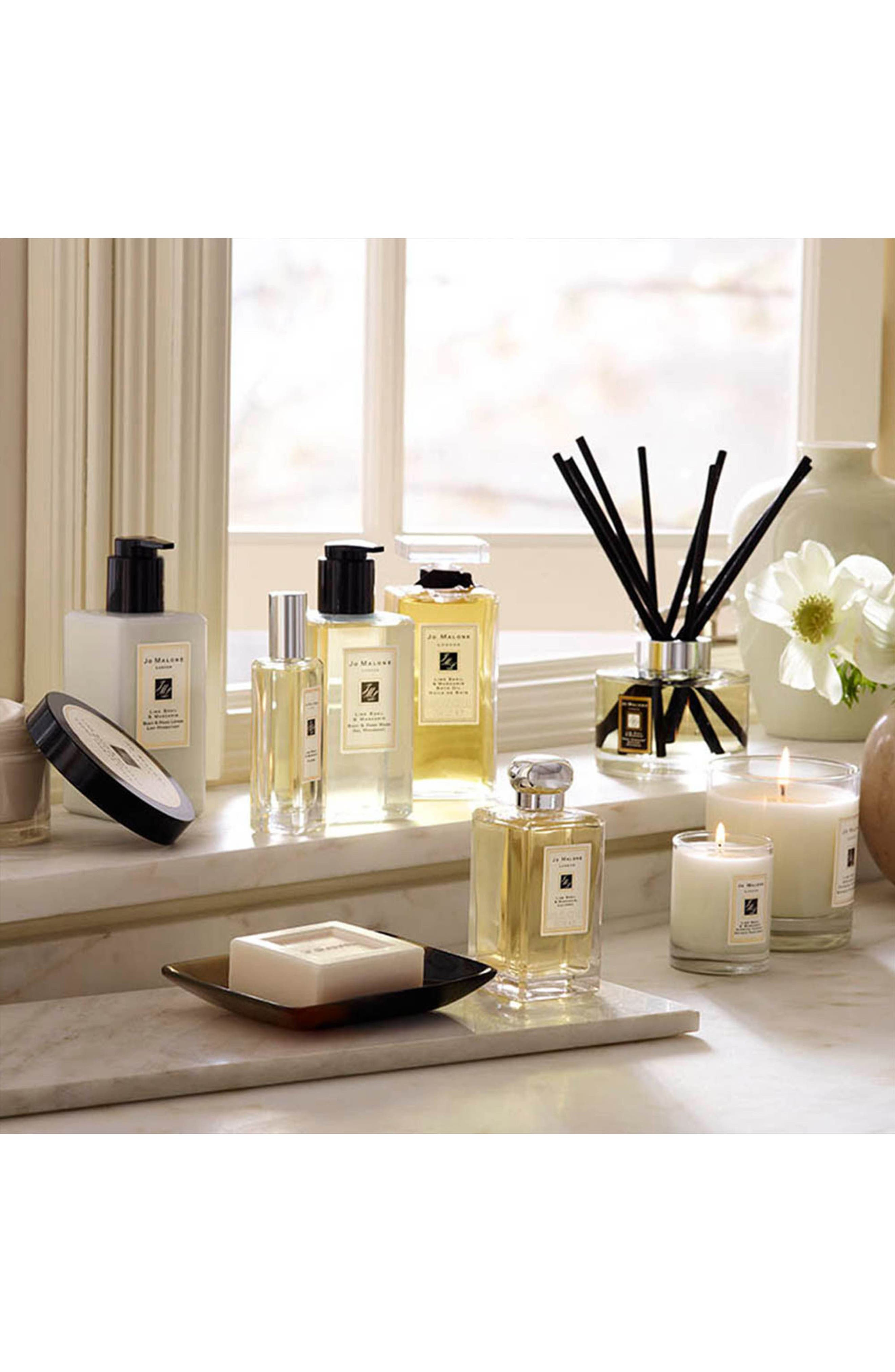 Alternate Image 4  - Jo Malone London™ Lime Basil & Mandarin Bath Oil (8.5 oz.)
