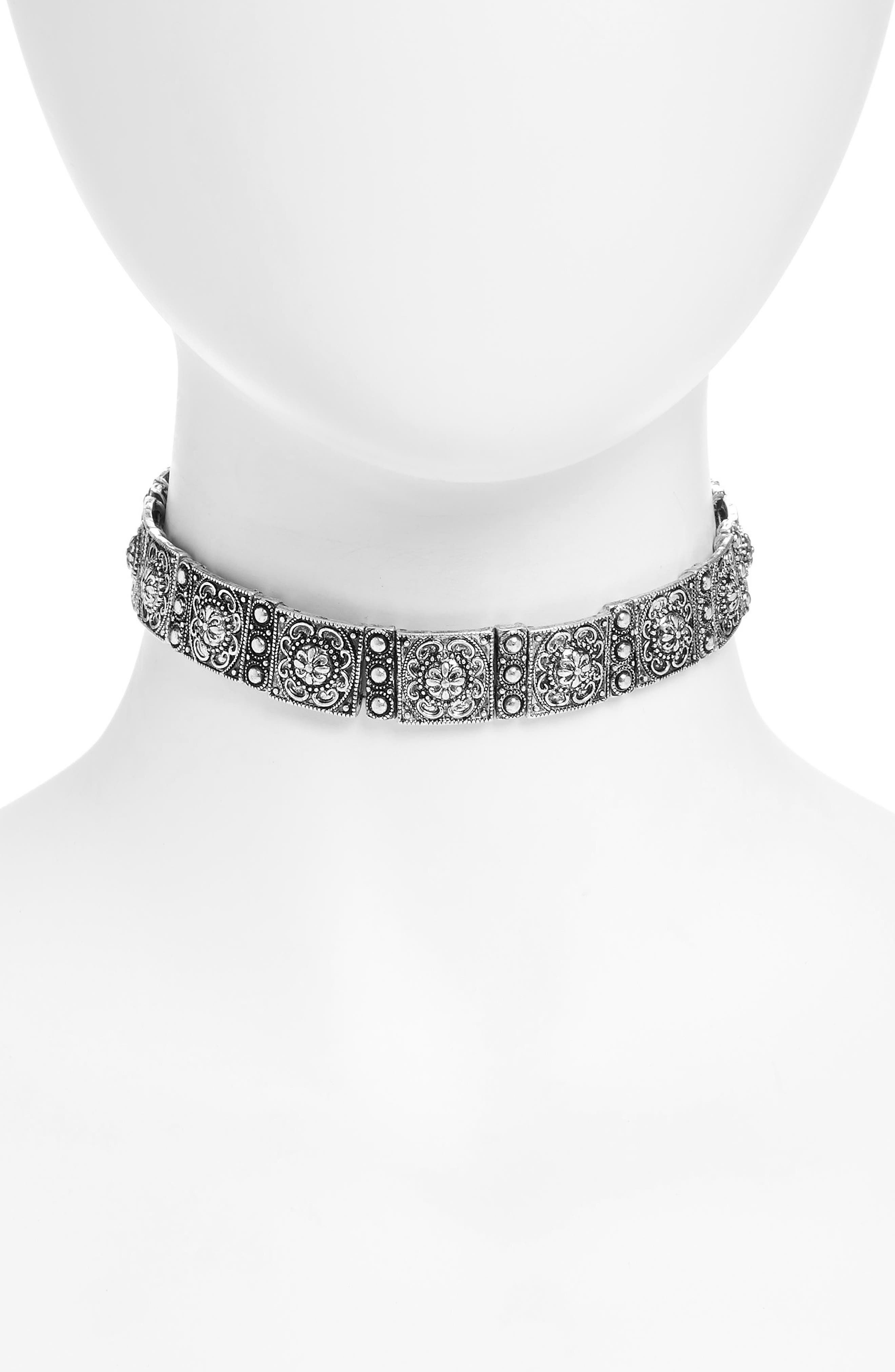 Tasha Choker Necklace