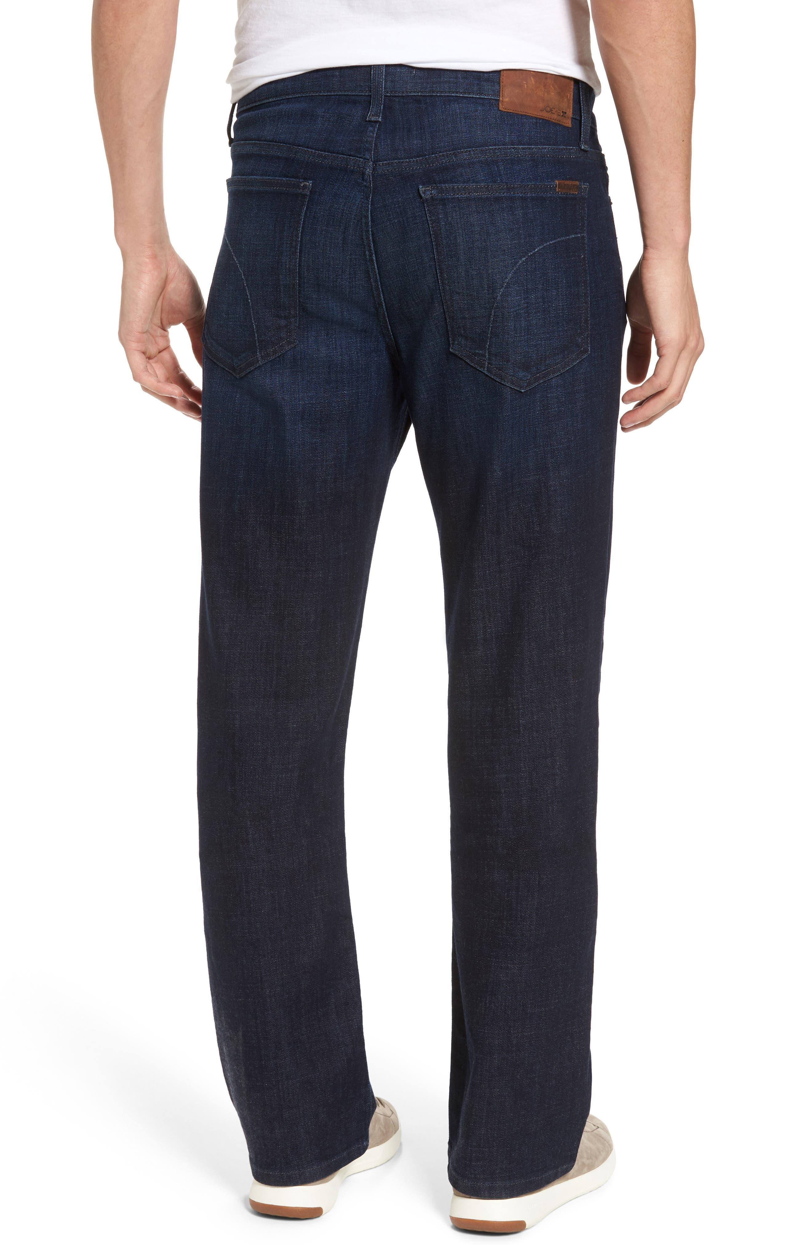 Alternate Image 2  - Joe's Rebel Relaxed Fit Jeans (Brooks)