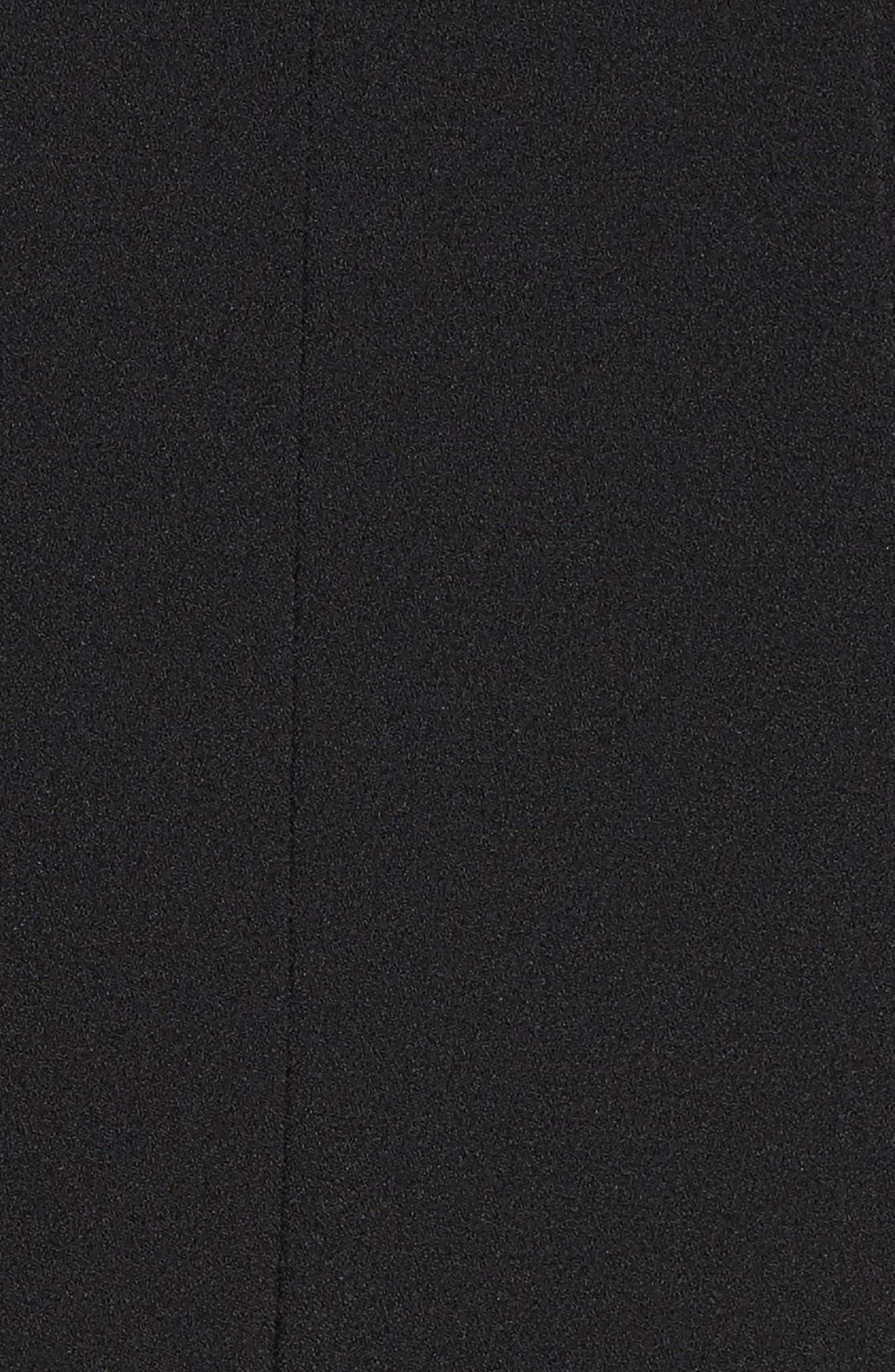 Alternate Image 5  - Eliza J Off the Shoulder Jumpsuit (Regular & Petite)