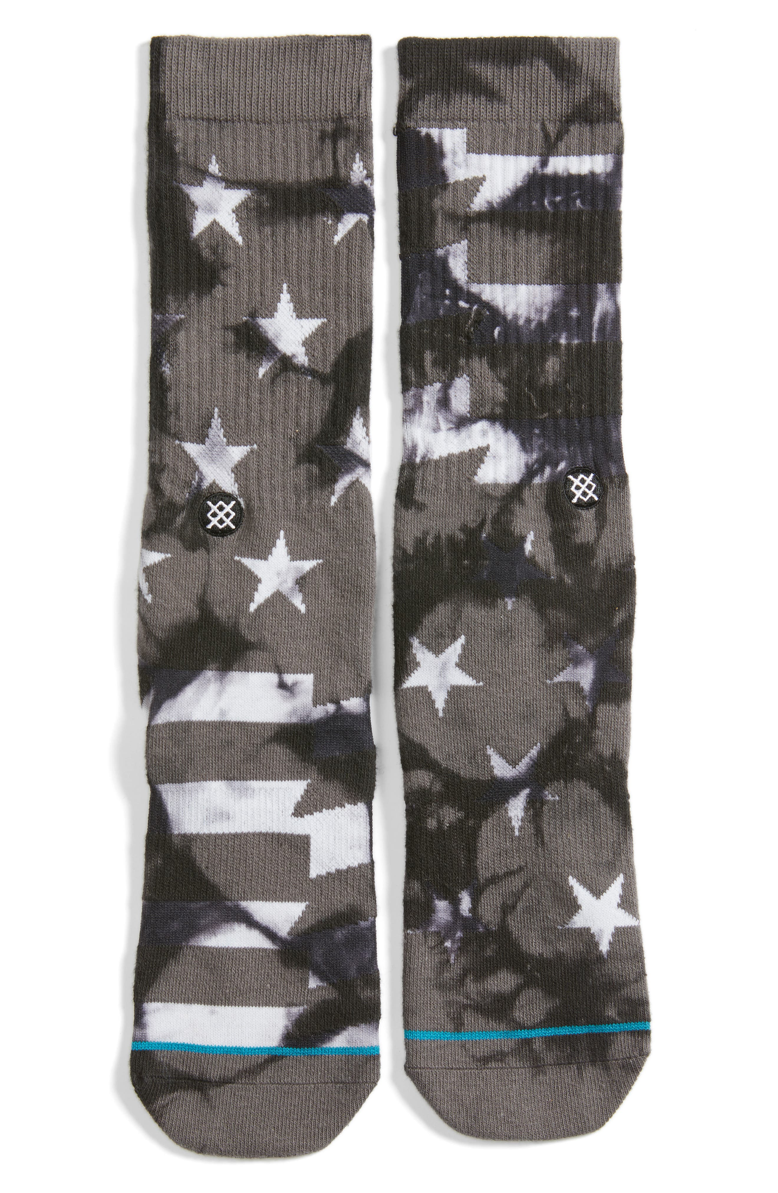 Alternate Image 1 Selected - Stance Victory Crew Socks