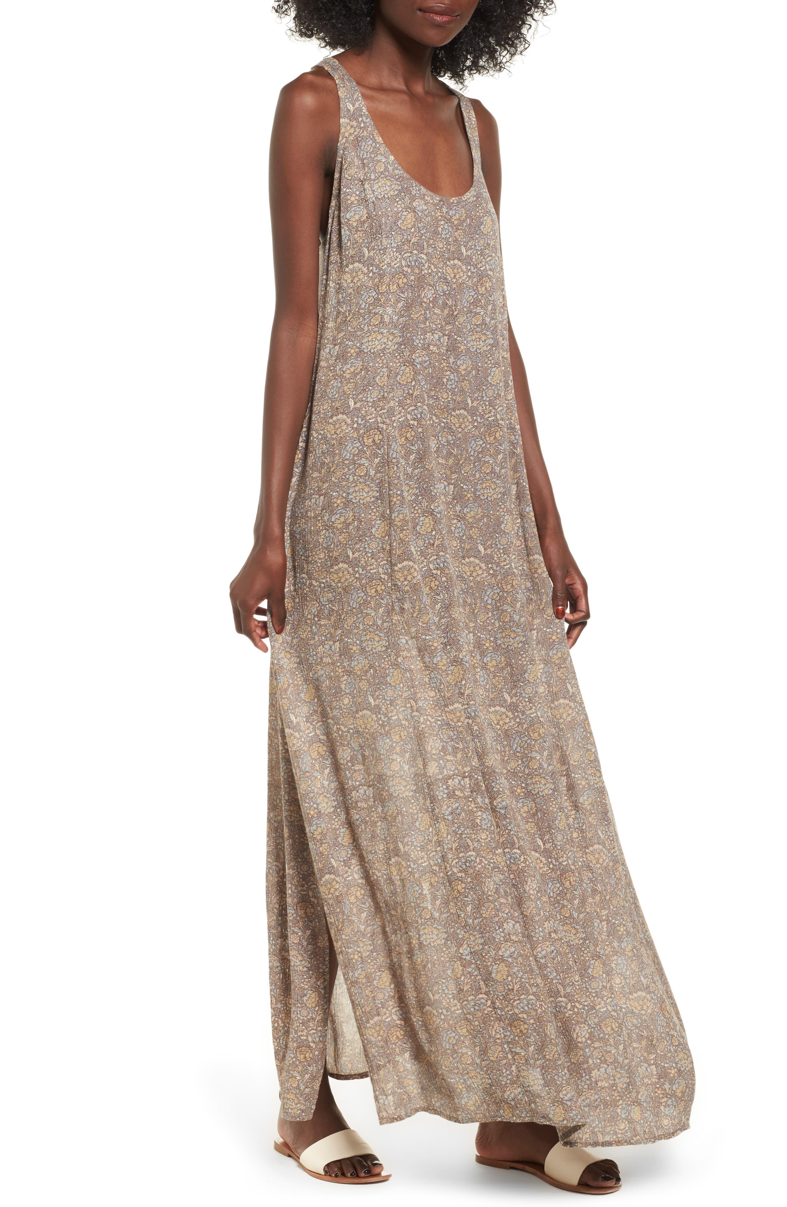 O'Neill Grace Cover-Up Maxi Dress