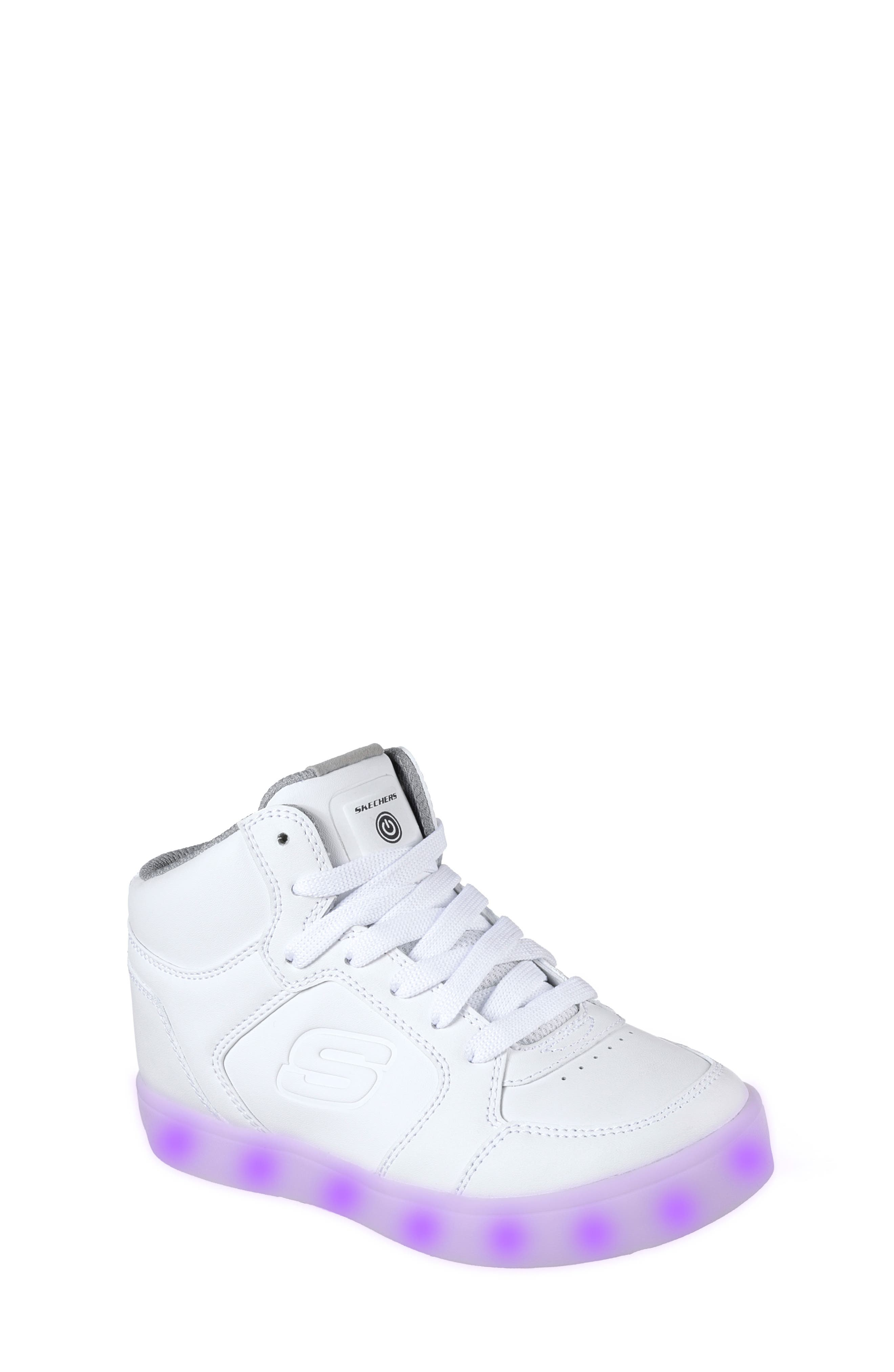 Alternate Image 1 Selected - SKECHERS Energy Lights Sneaker (Toddler, Little Kid & Big Kid)
