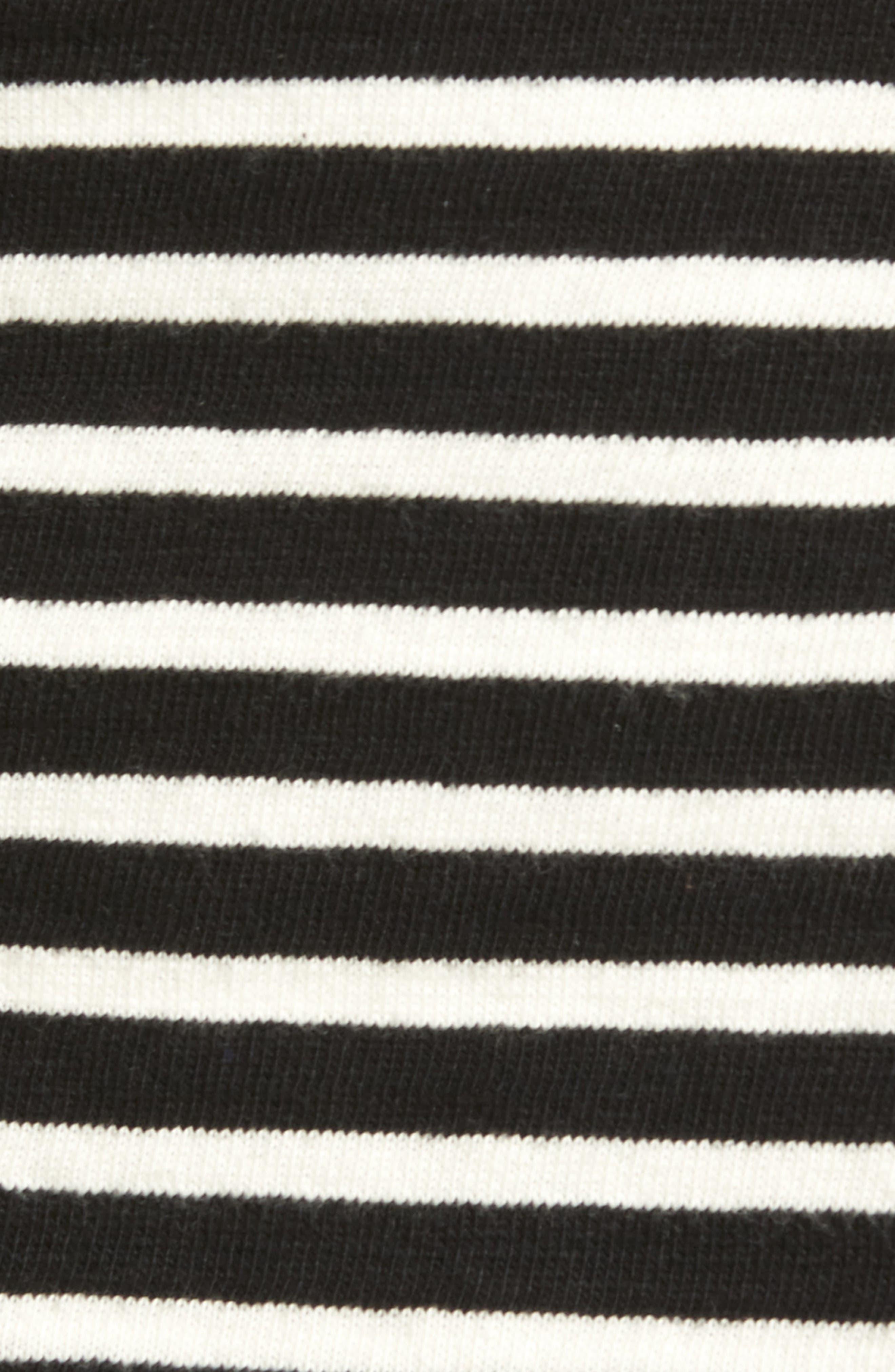 Alternate Image 5  - Caslon® Knit One-Button Blazer (Petite)