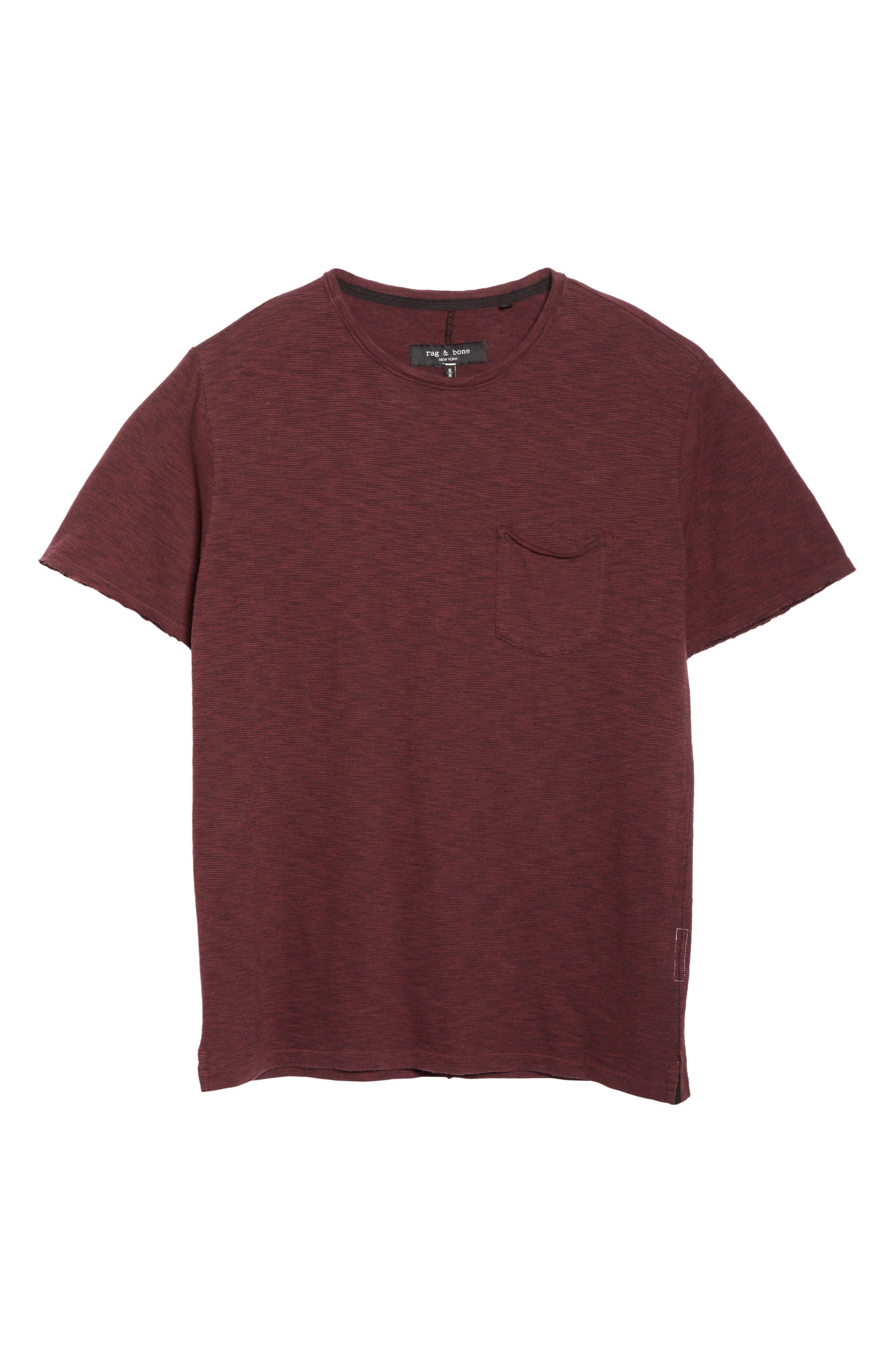 Alternate Image 6  - rag & bone Owen Pocket T-Shirt
