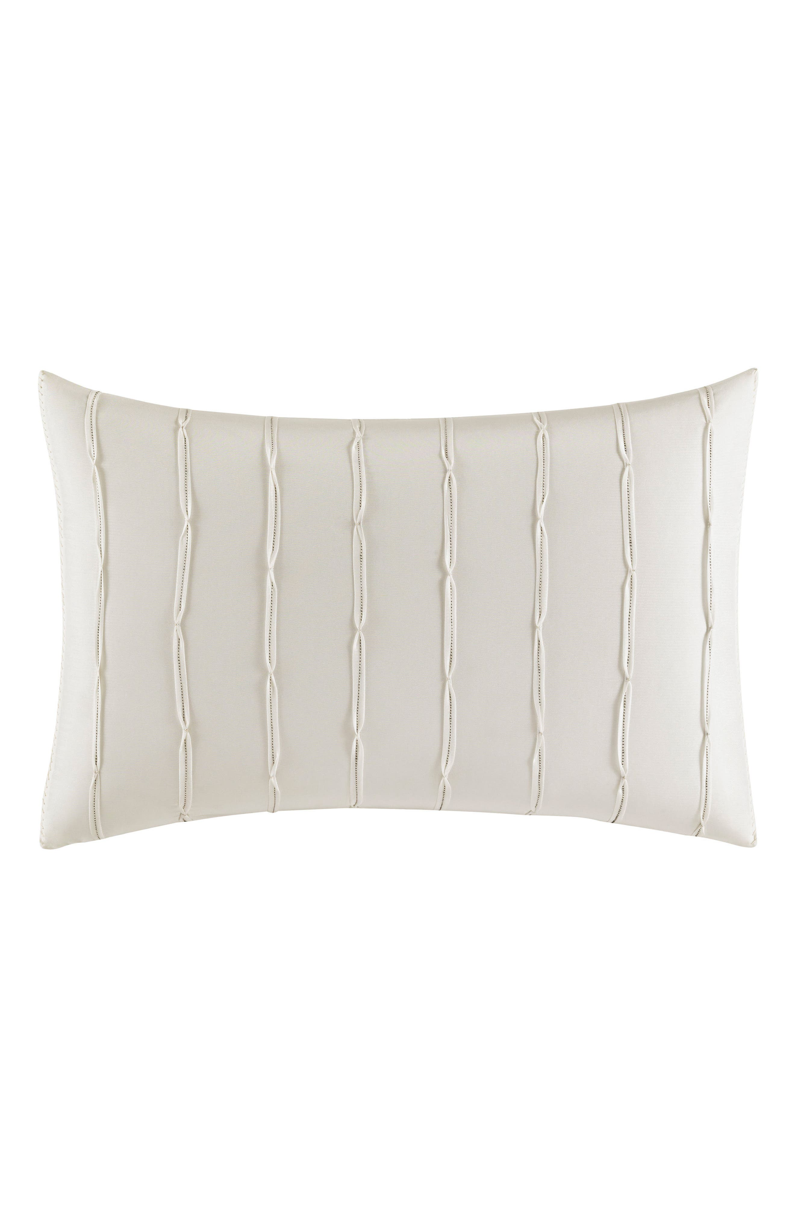 Vera Wang Passementerie Breakfast Silk Accent Pillow