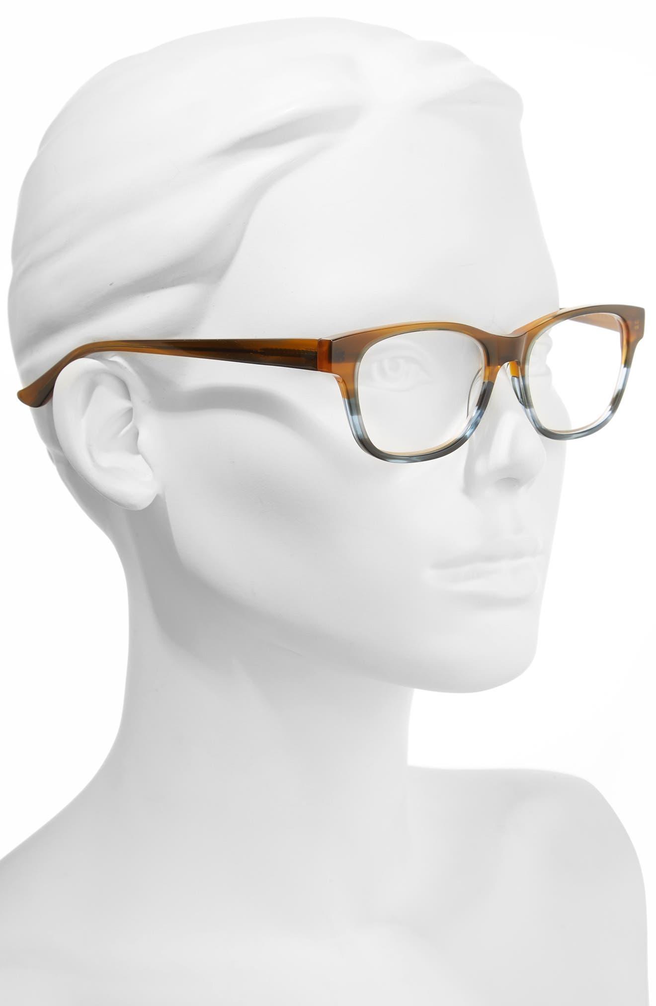 Alternate Image 2  - Corinne McCormack Hillary 50mm Reading Glasses