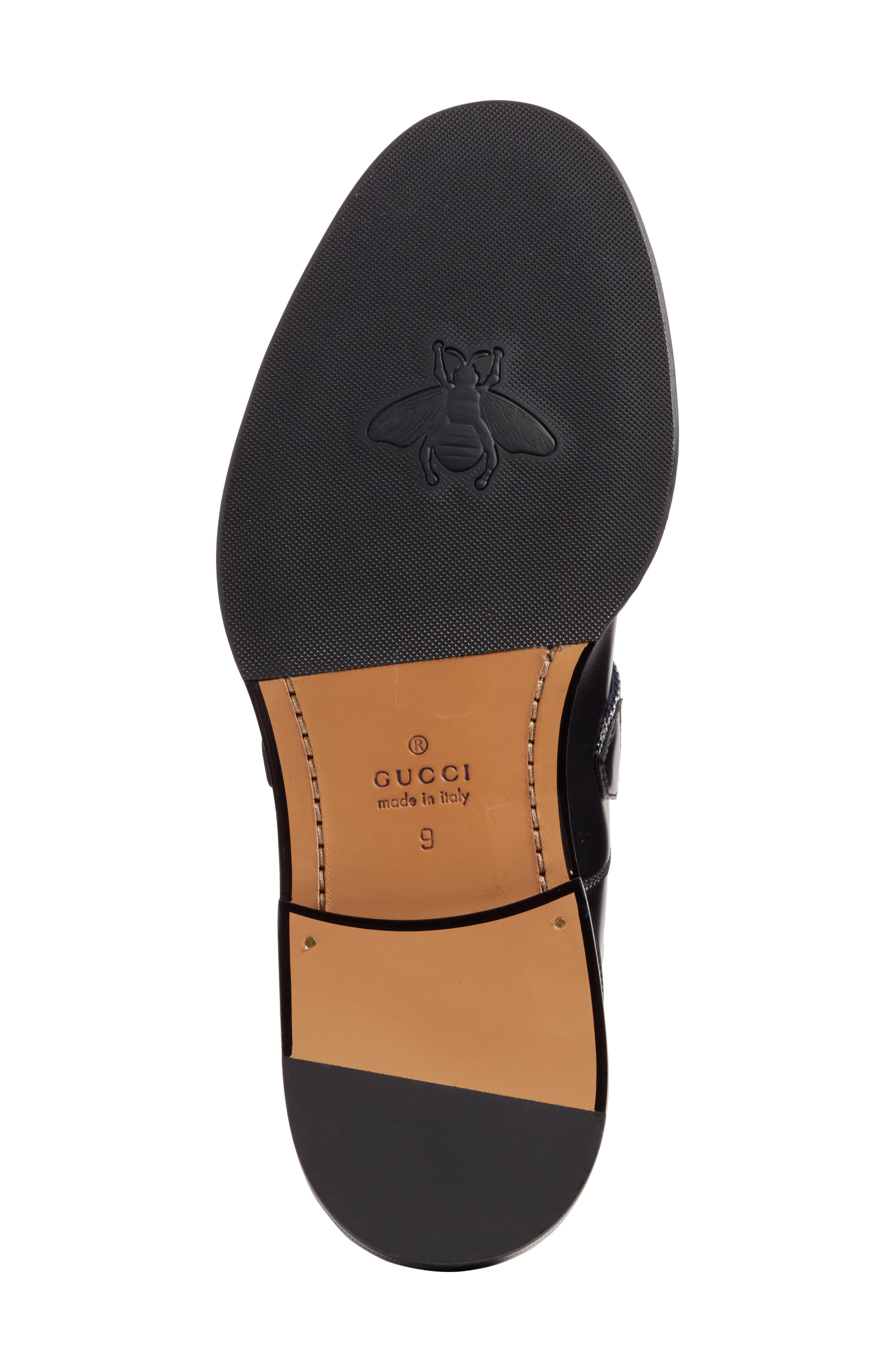 Alternate Image 6  - Gucci Beyond Belted Boot (Men)