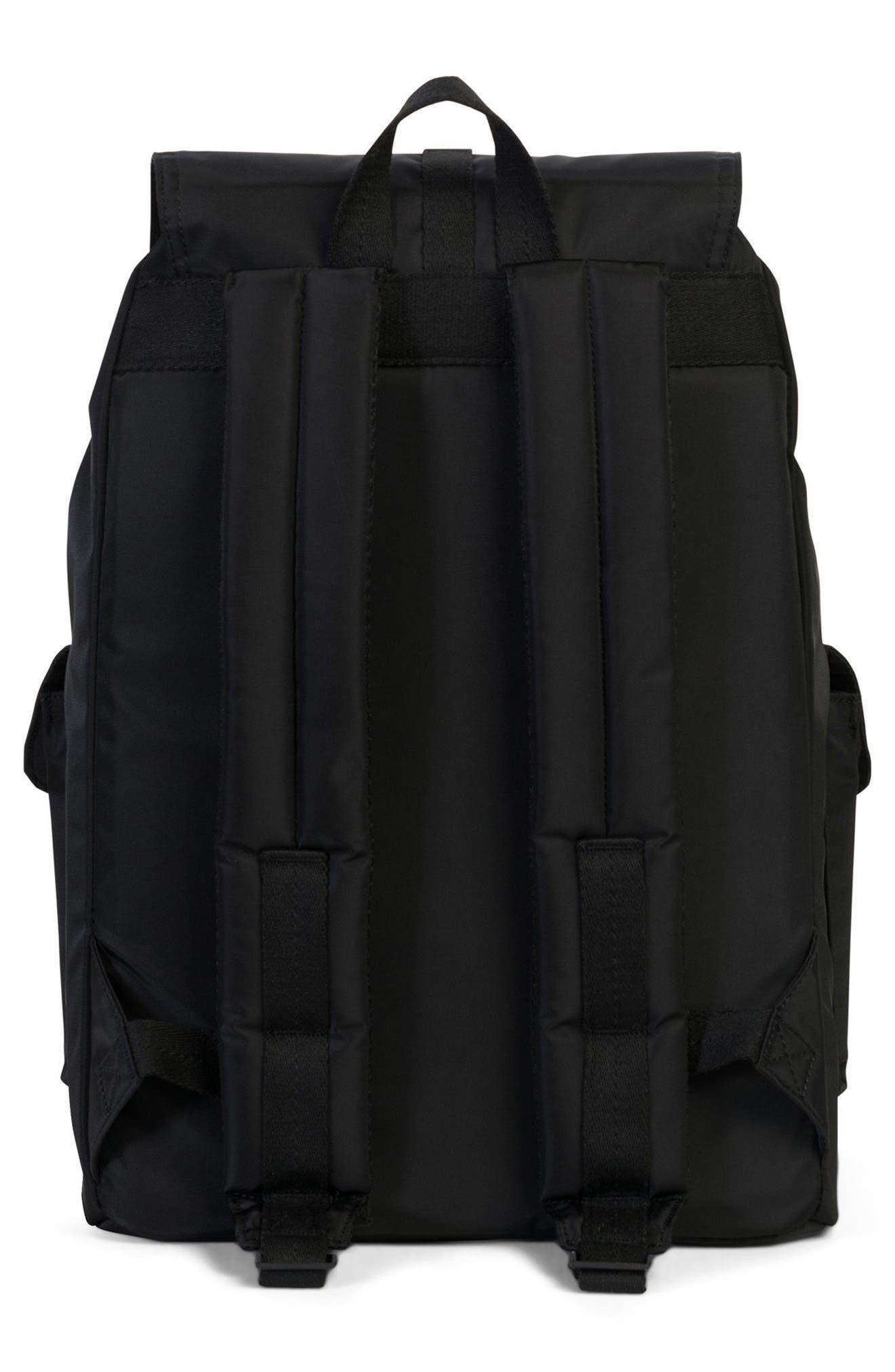 Dawson Surplus Collection Backpack,                             Alternate thumbnail 2, color,                             Black