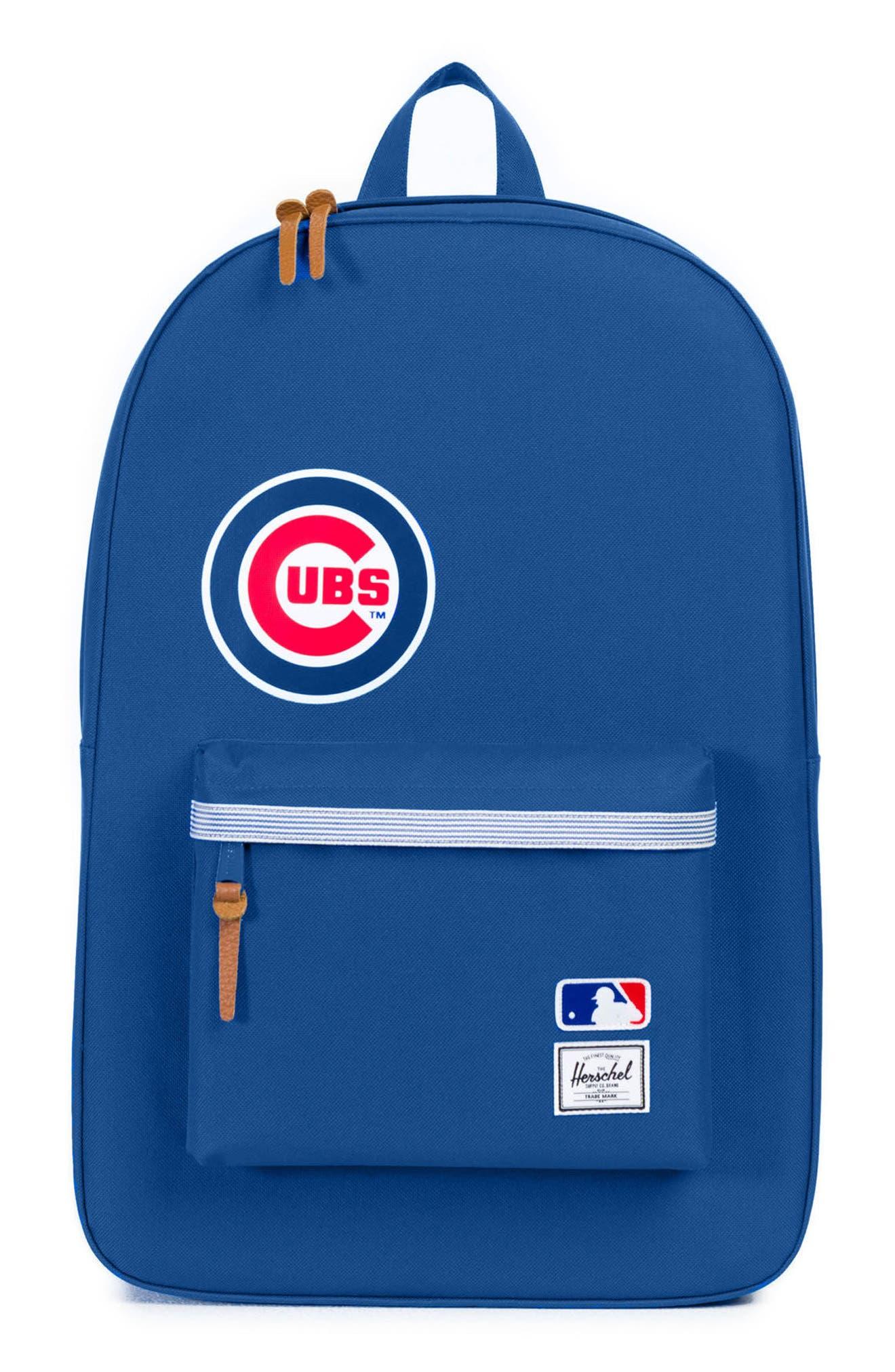 HERSCHEL SUPPLY CO. Heritage Chicago Cubs Backpack