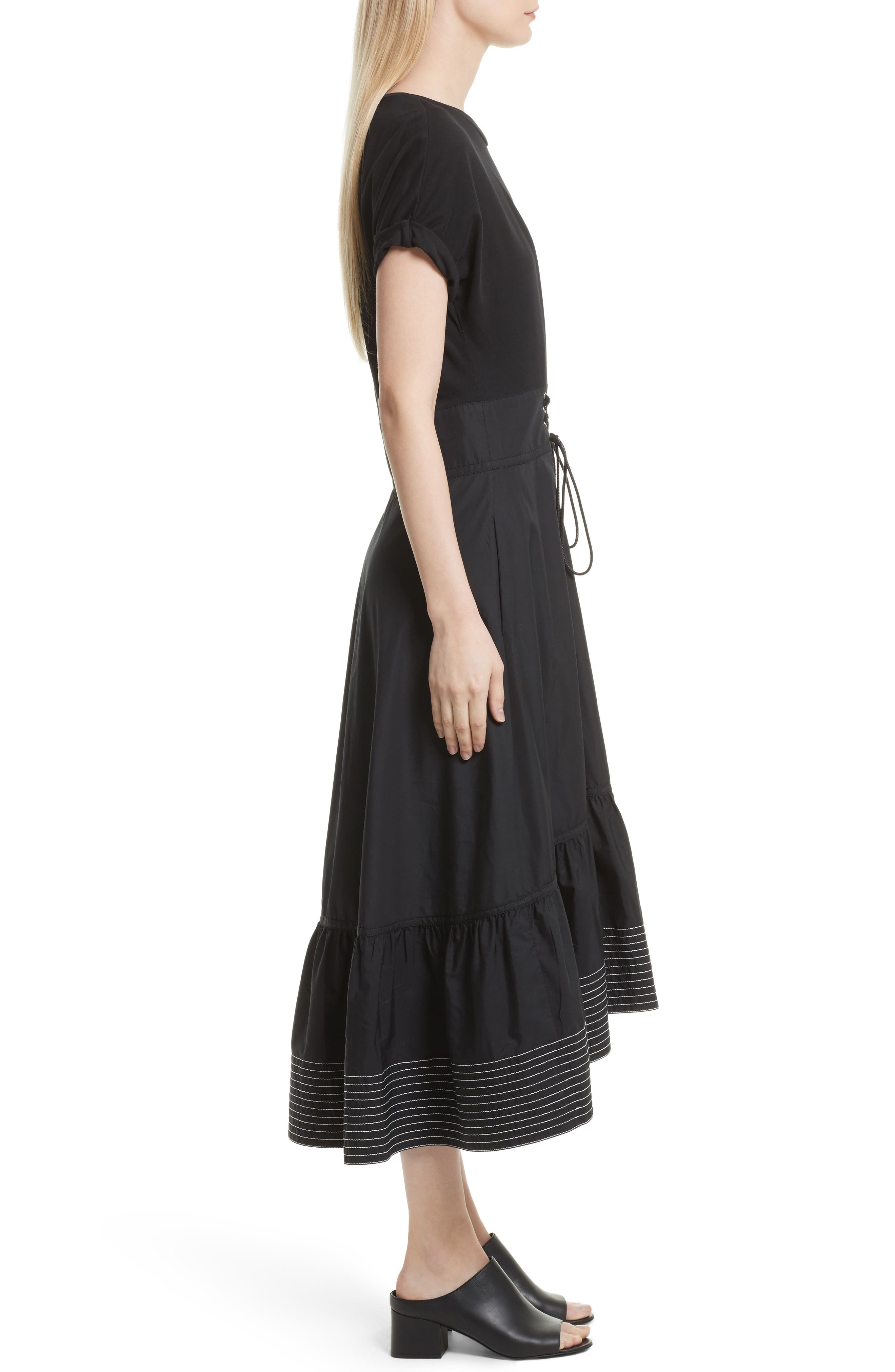 Alternate Image 3  - 3.1 Phillip Lim Corset Waist Dress