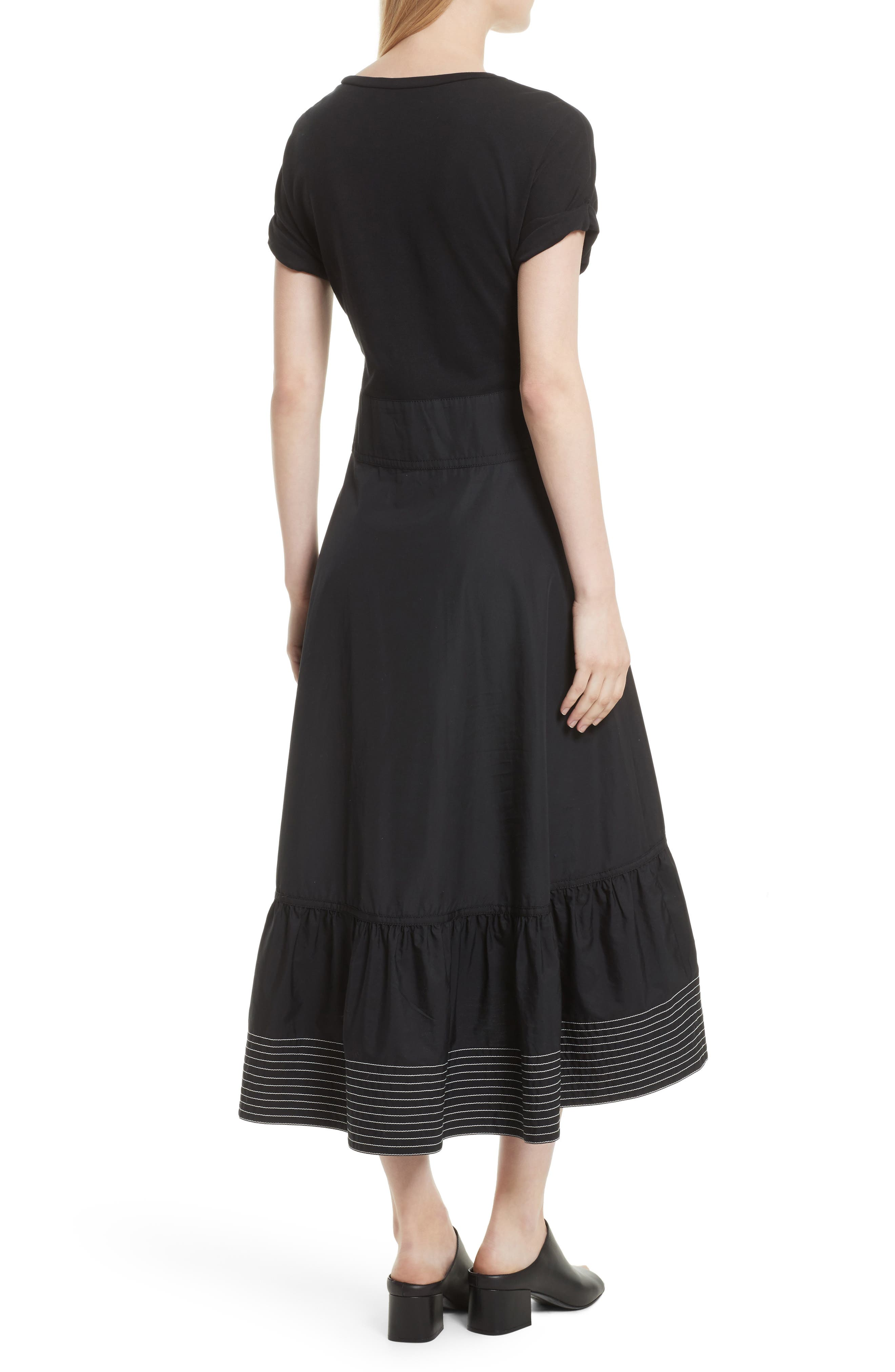 Alternate Image 2  - 3.1 Phillip Lim Corset Waist Dress