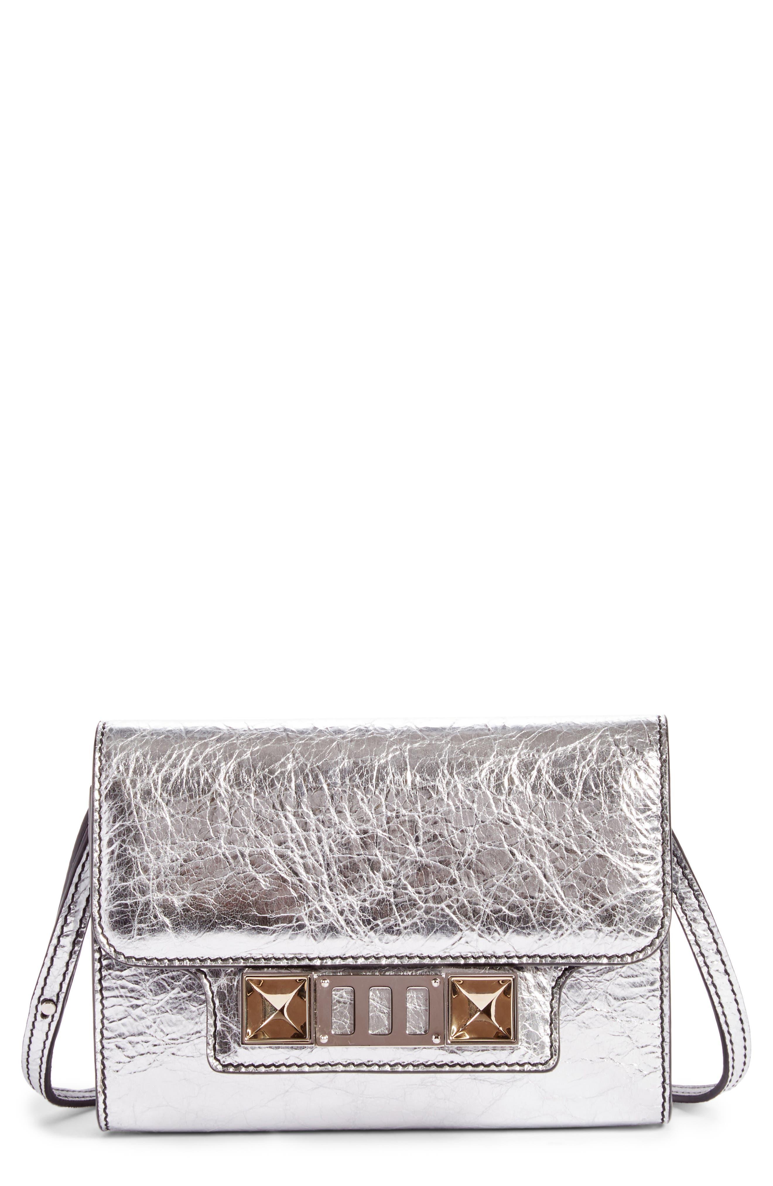 Main Image - Proenza Schouler PS11 Leather Crossbody Wallet