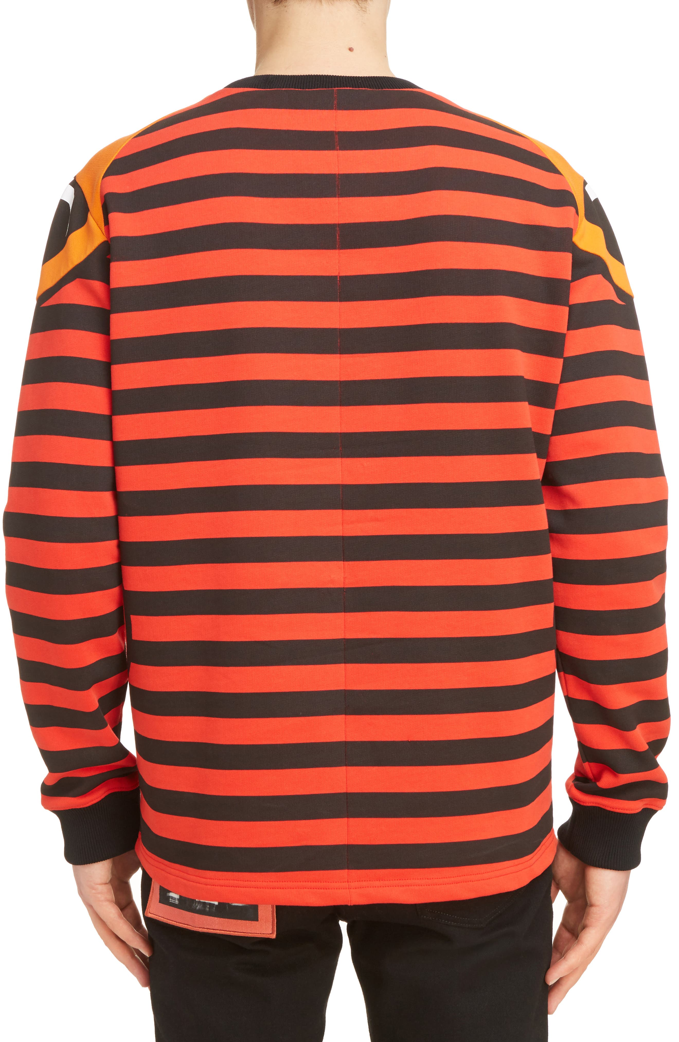 Alternate Image 2  - Givenchy Runway Totem Sweatshirt