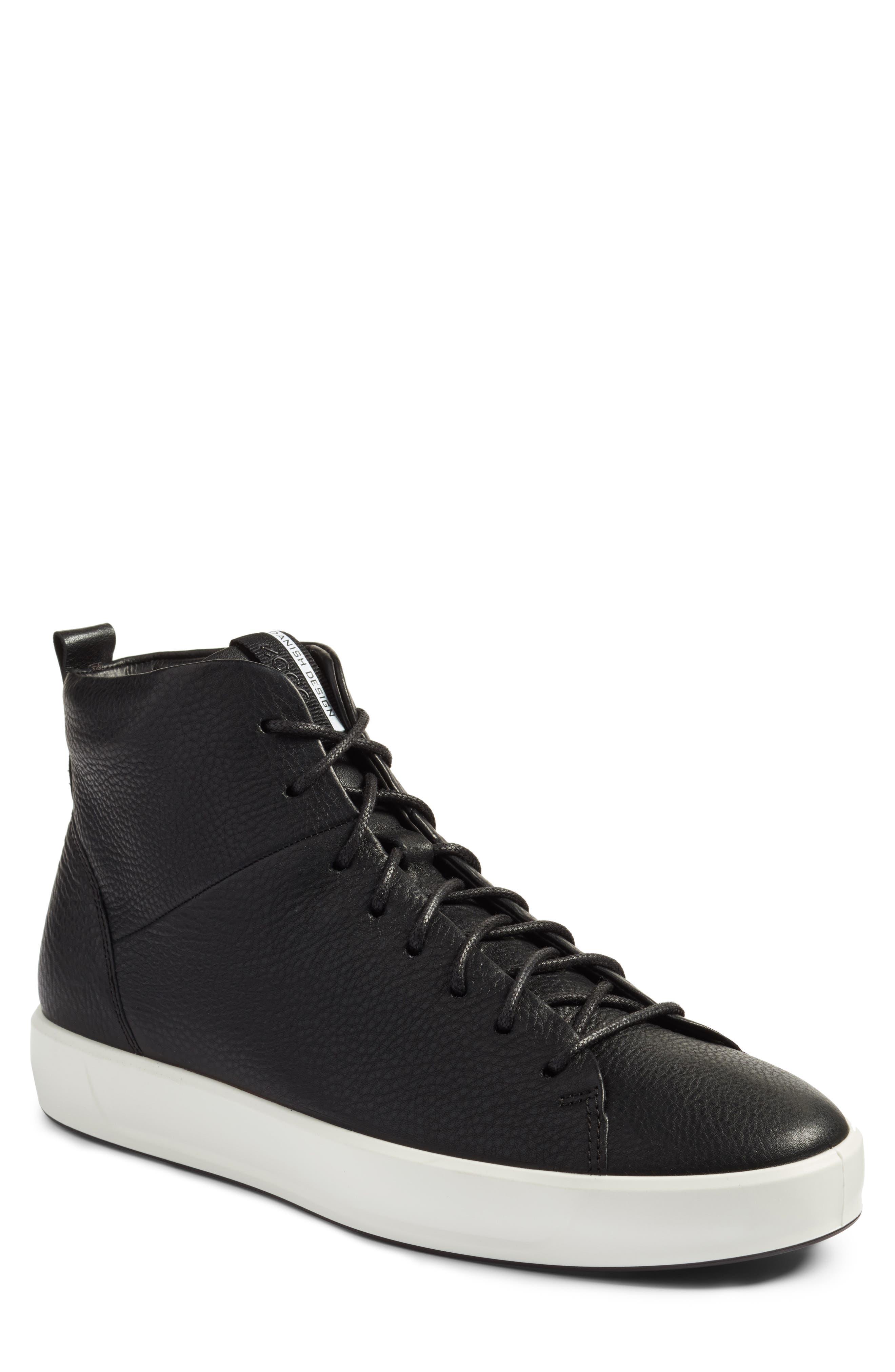 Soft 8 Sneaker,                             Main thumbnail 1, color,                             New Black
