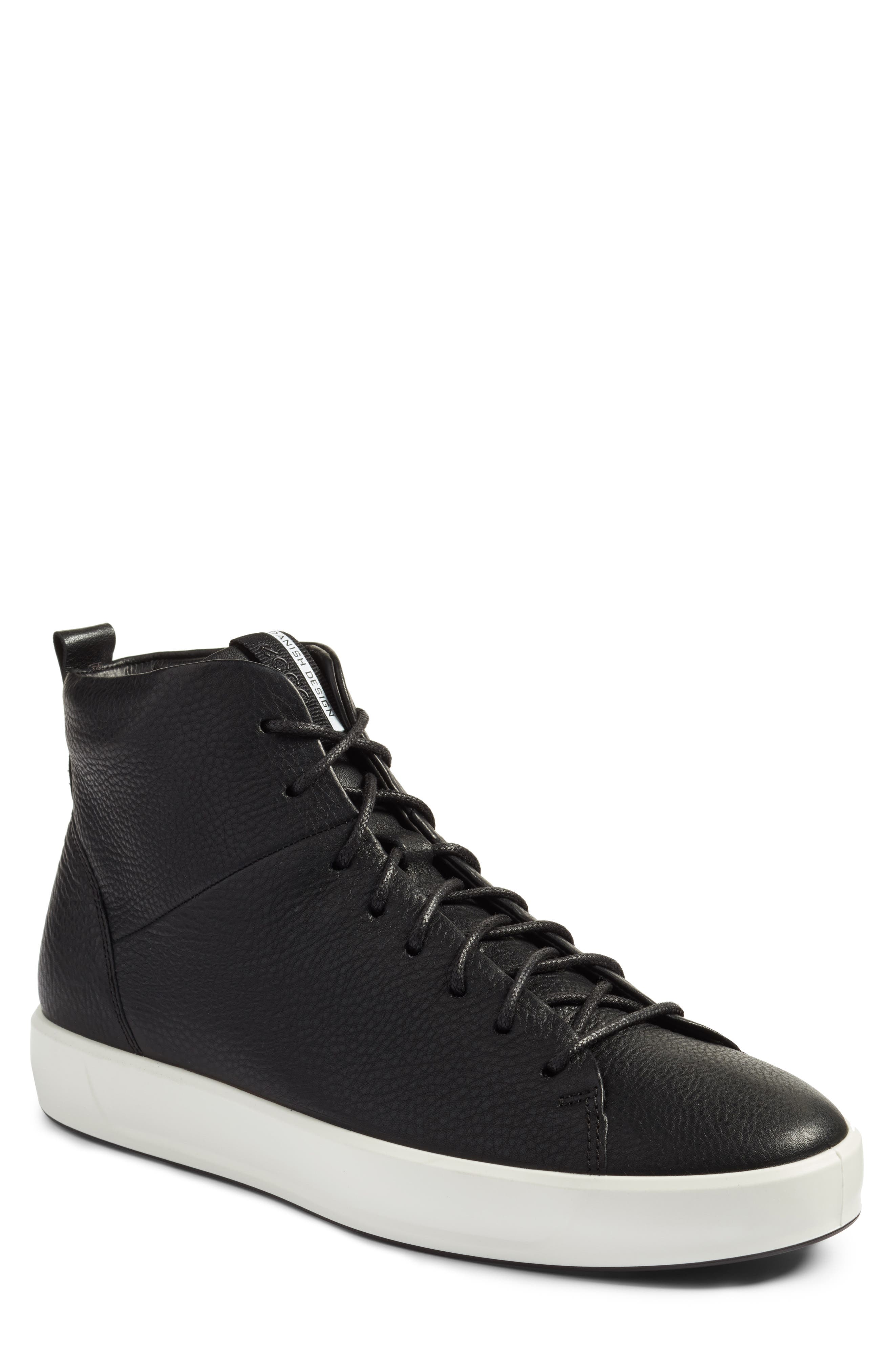 Soft 8 Sneaker,                         Main,                         color, New Black