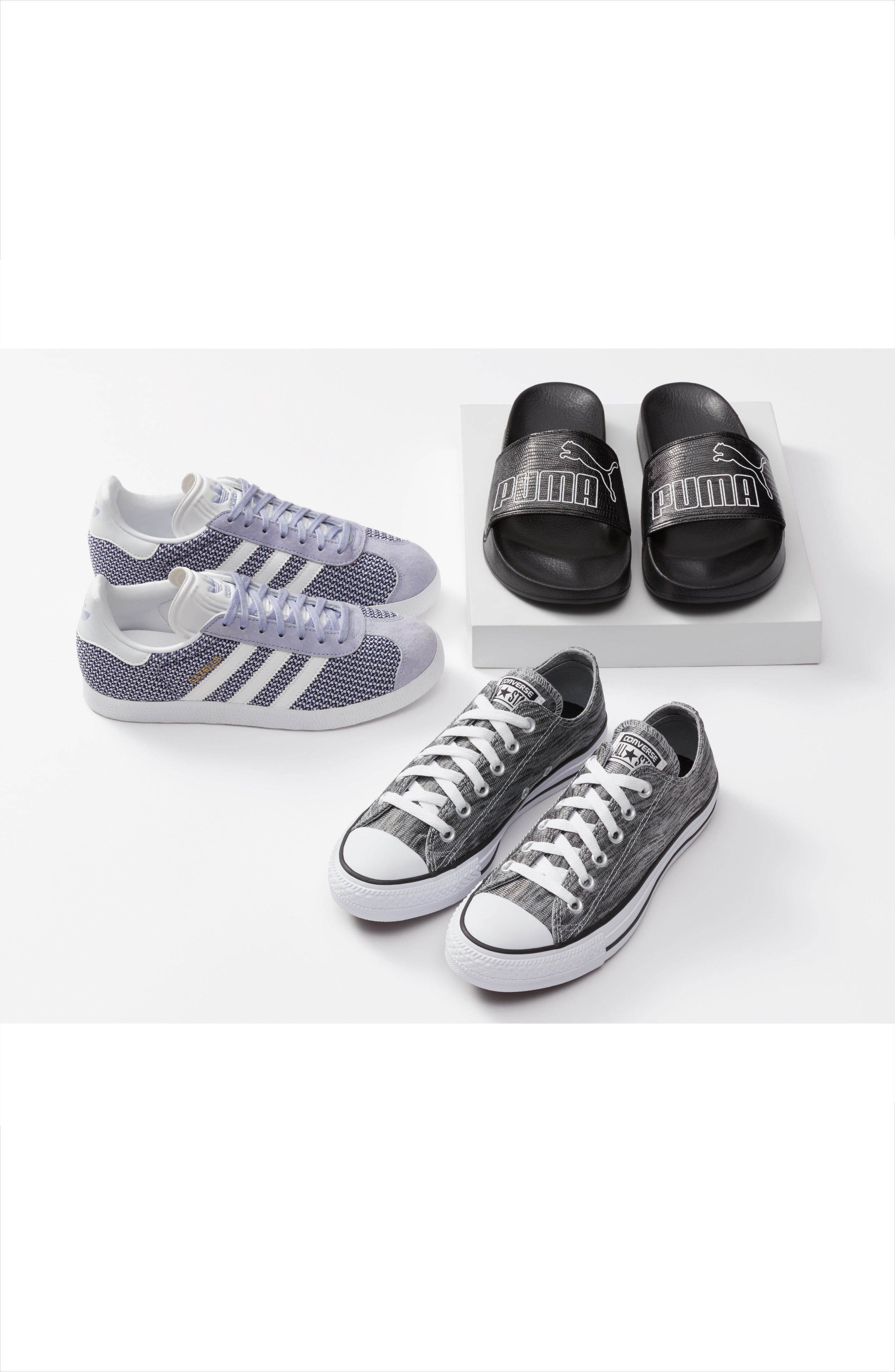Alternate Image 7  - Converse Chuck Taylor® All Star® Knit Low Top Sneaker (Women)