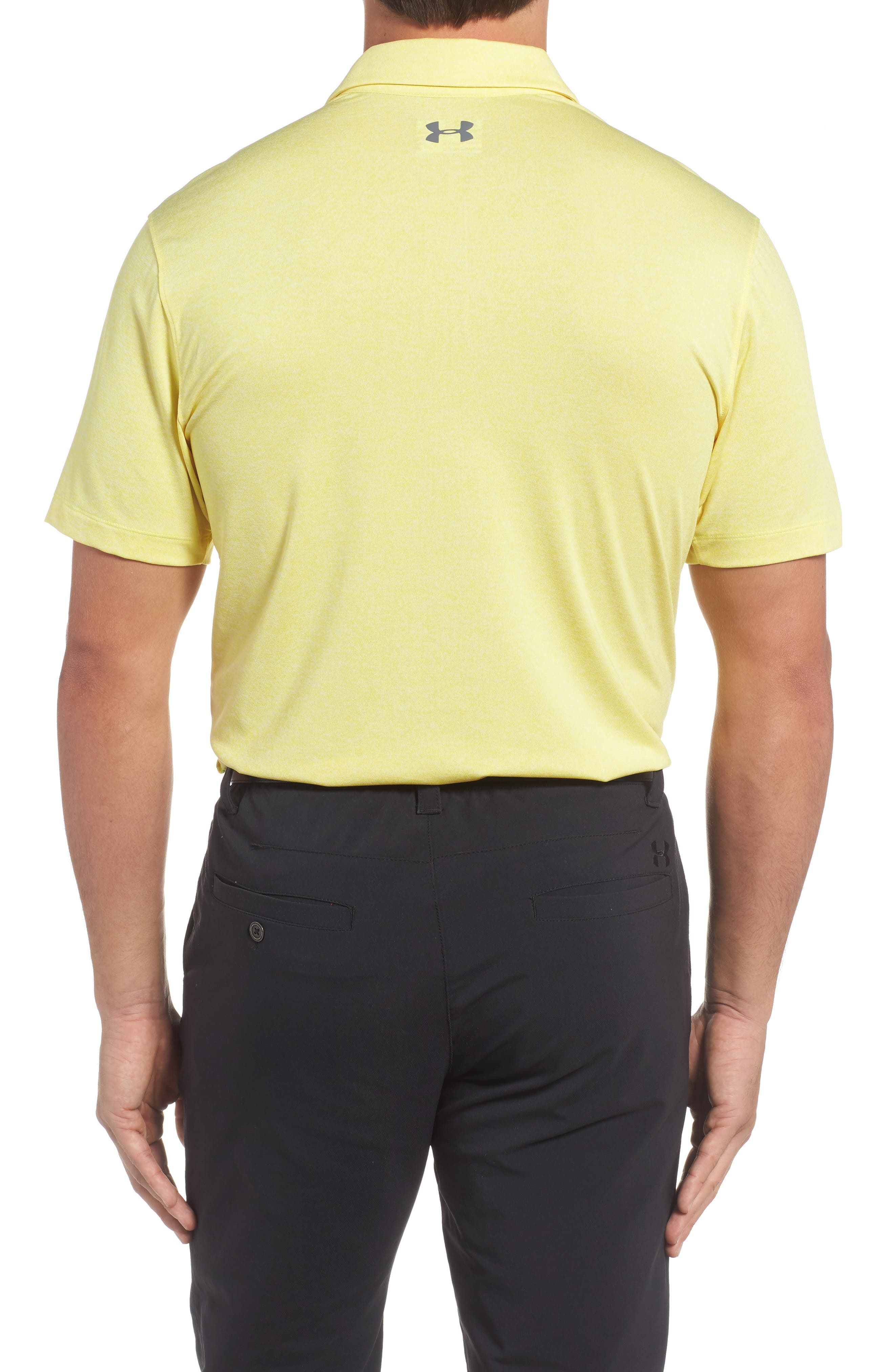 CoolSwitch Regular Fit Polo,                             Alternate thumbnail 2, color,                             Tokyo Lemon / Steel