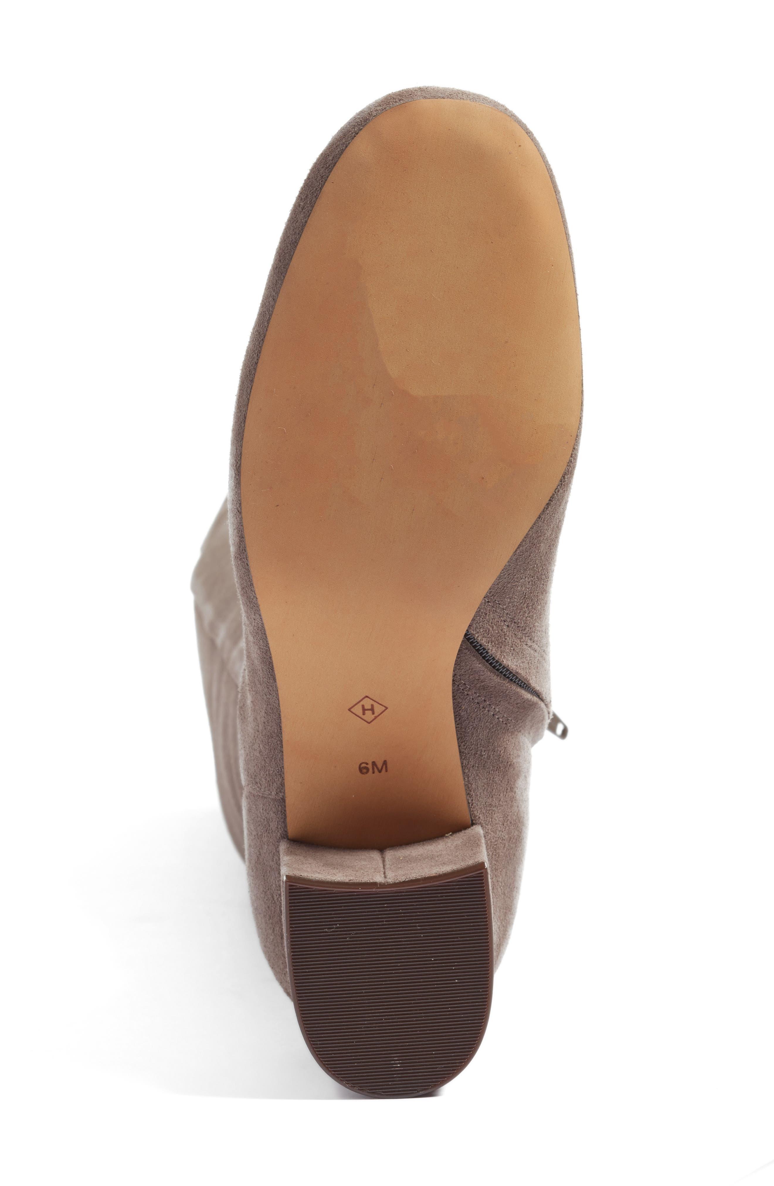 Alternate Image 6  - Halogen® Scarlett Over the Knee Boot (Women)