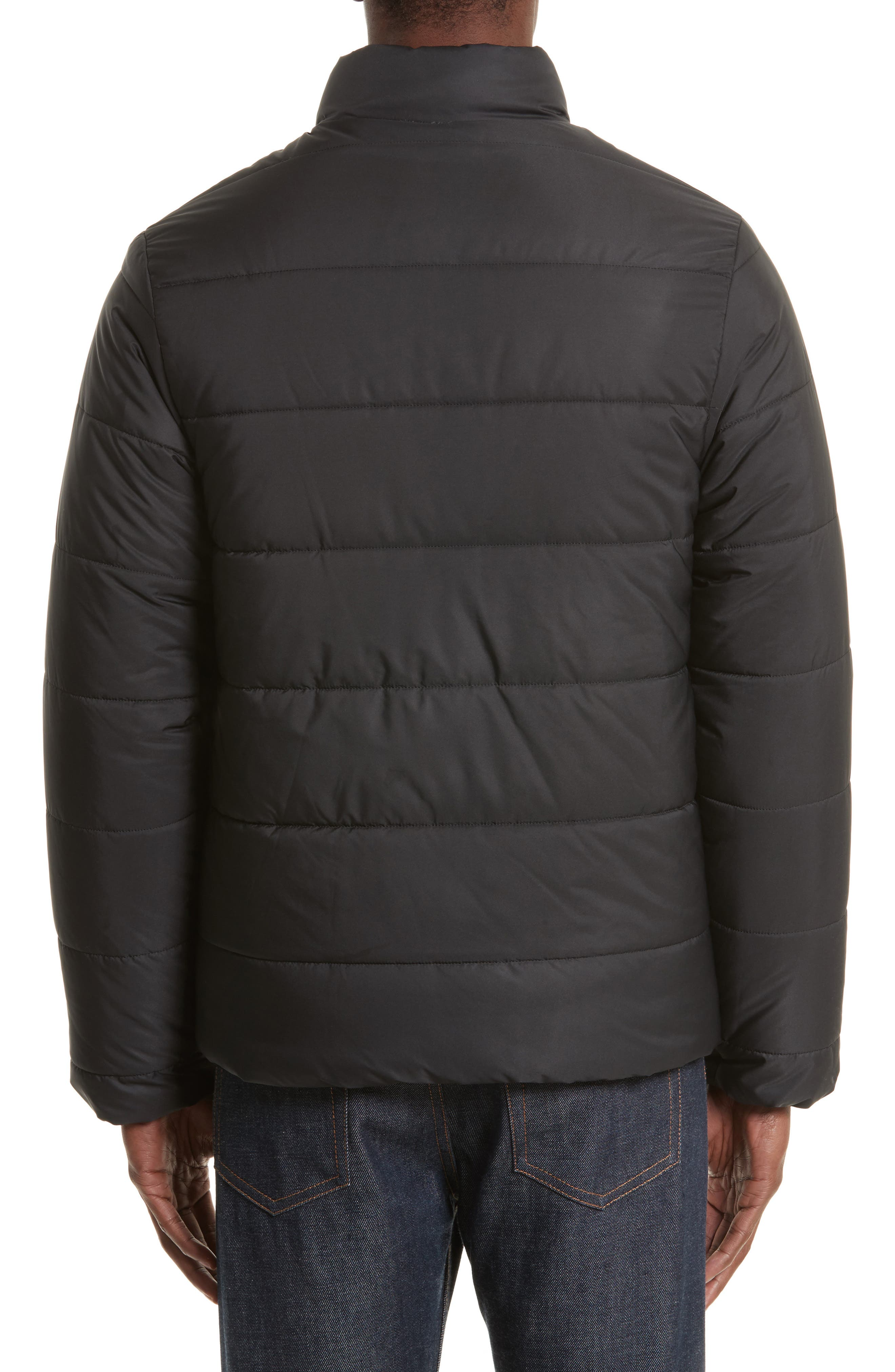 Alternate Image 2  - A.P.C. Quilted Creek Jacket