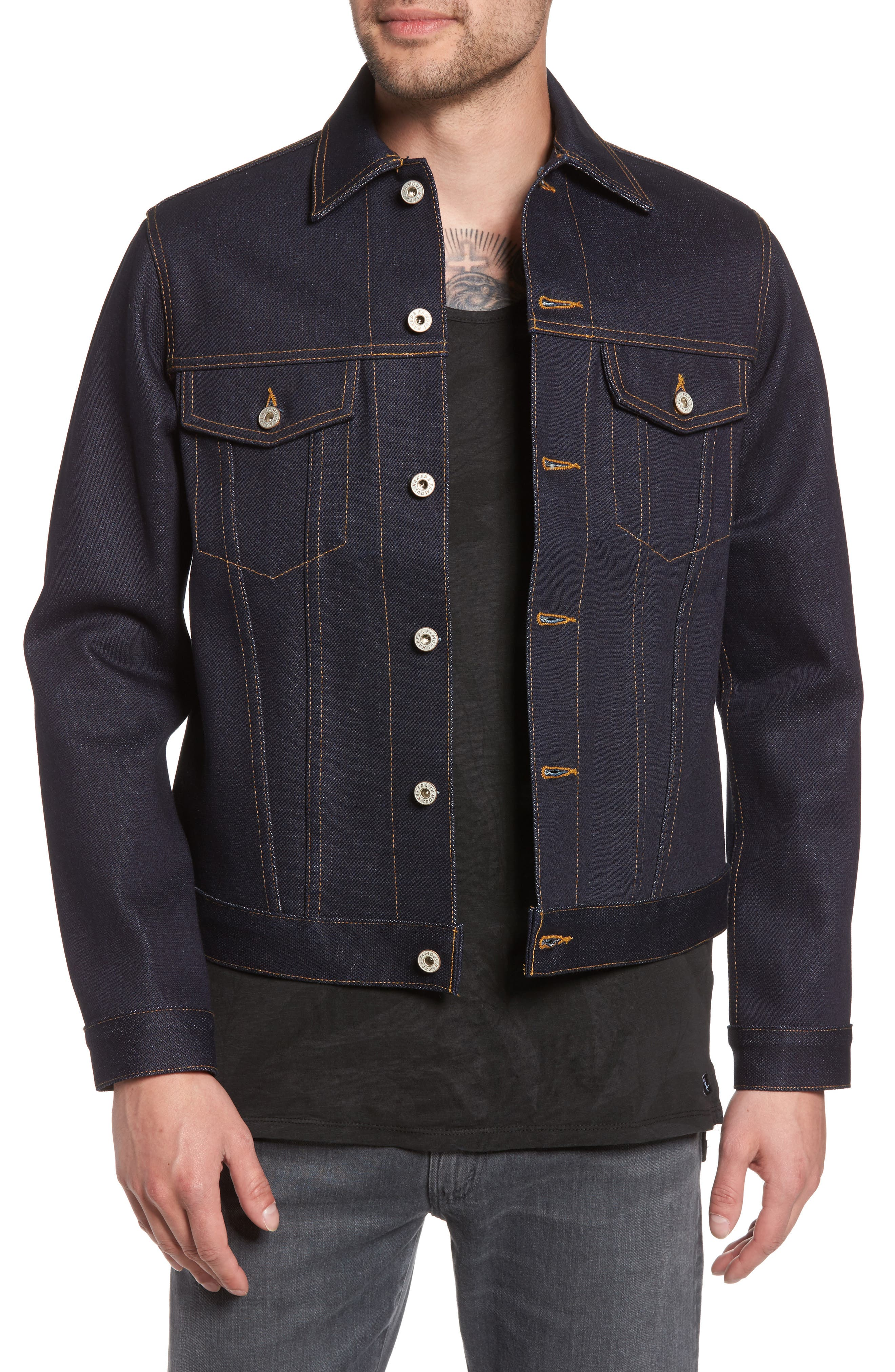 Naked & Famous Denim Jacket