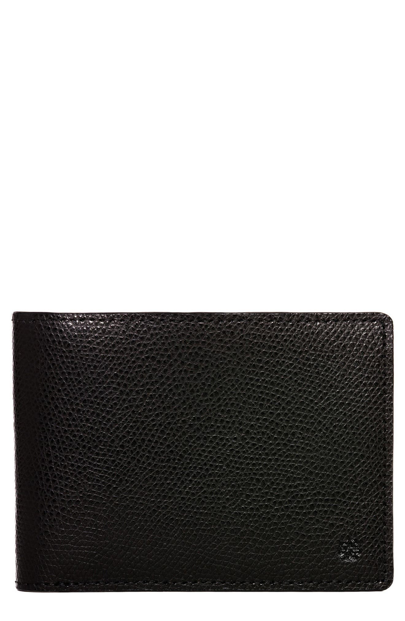 HOOK + ALBERT Leather Wallet