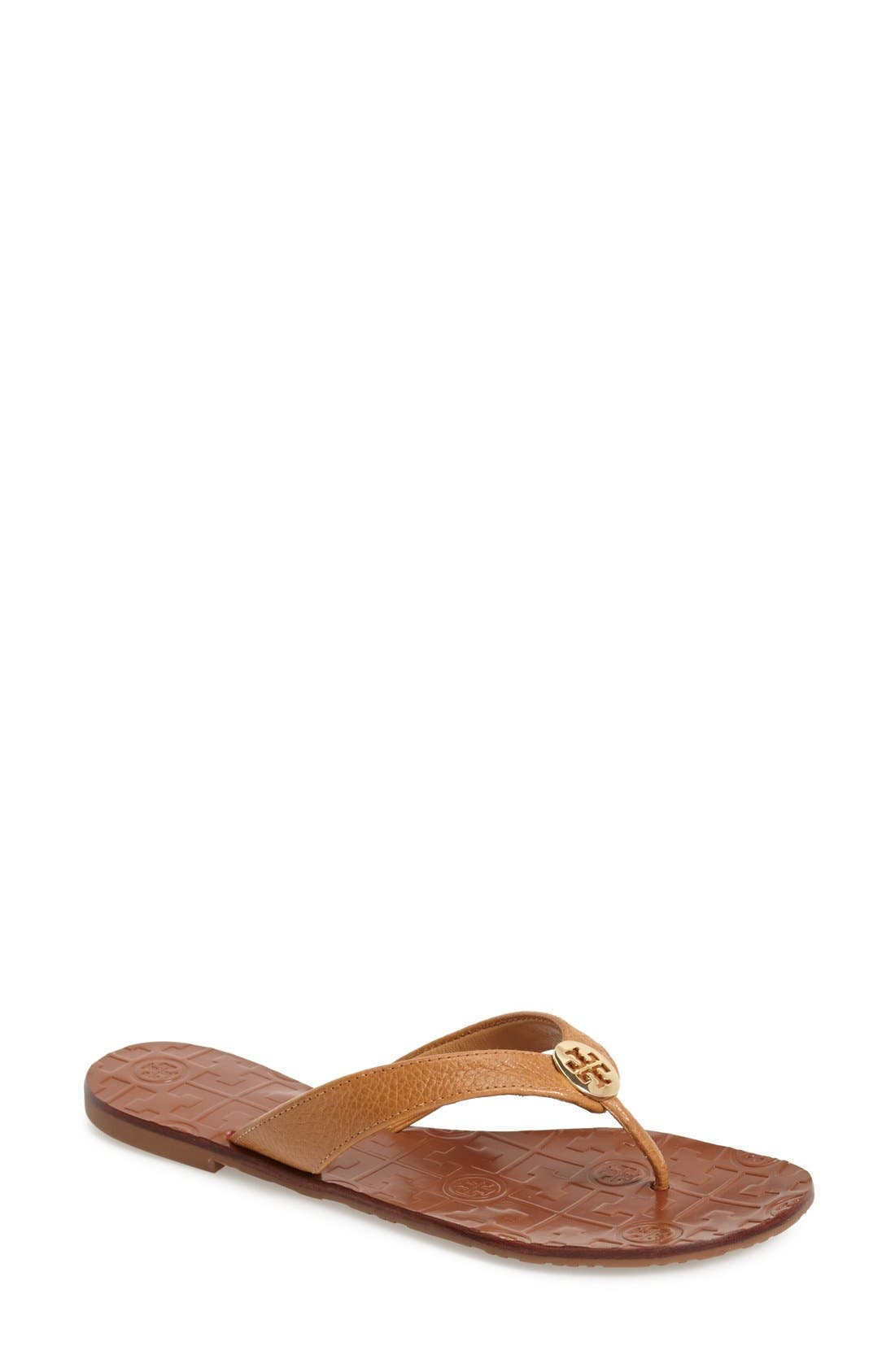 Alternate Image 1 Selected - Tory Burch 'Thora' Flip Flop (Women)