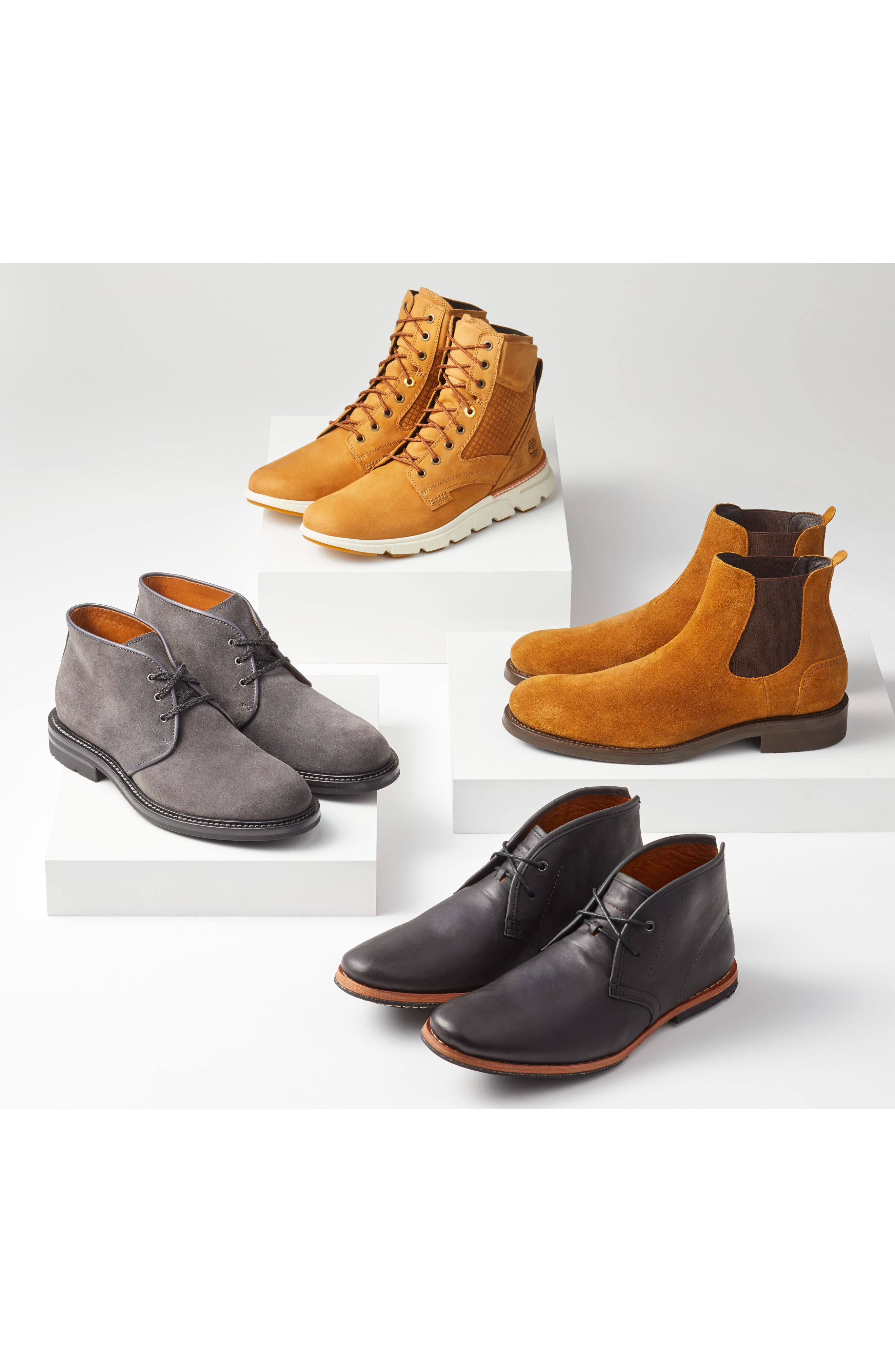 Alternate Image 7  - Aquatalia Raphael Chukka Boot (Men)