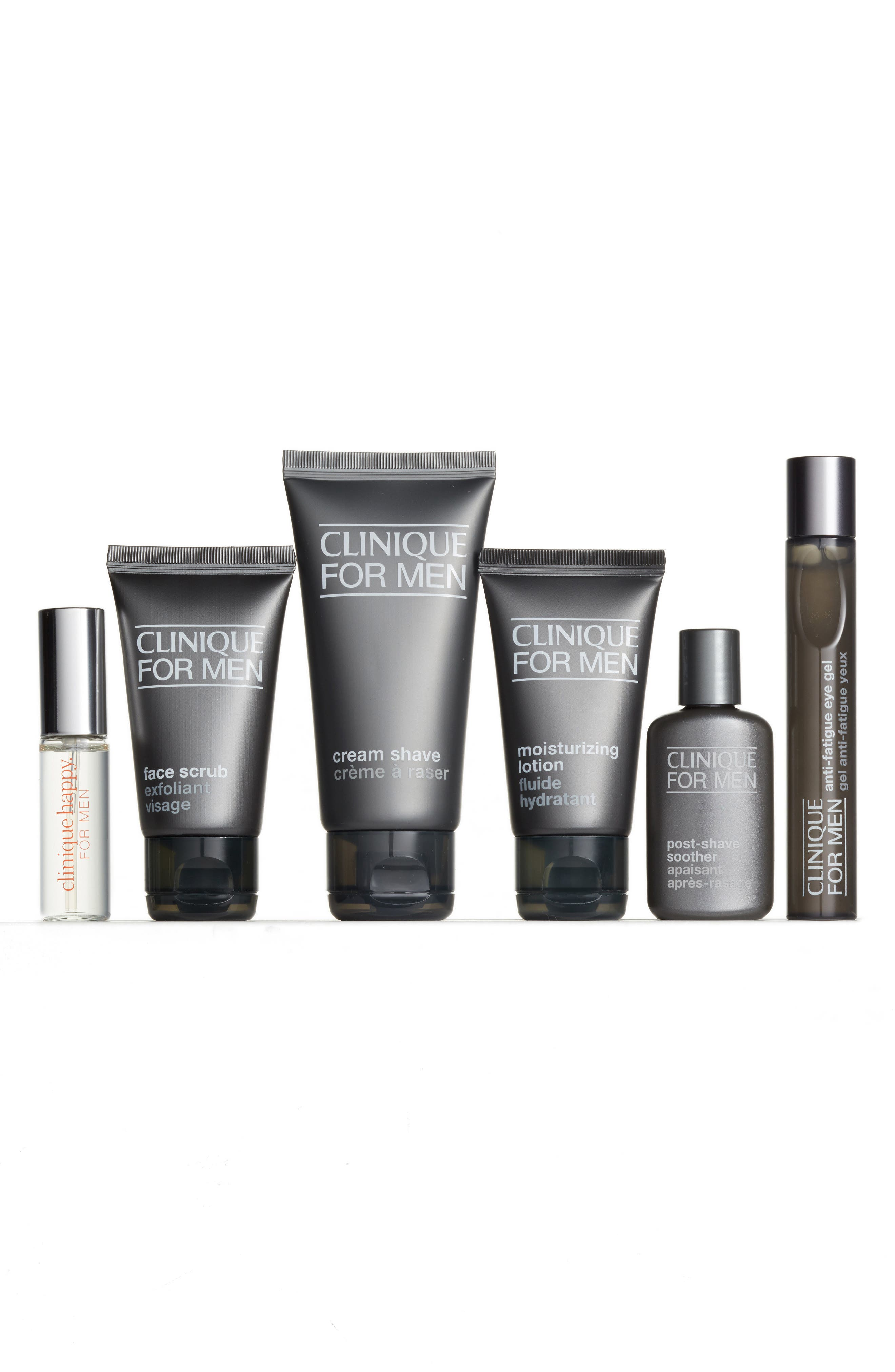 Alternate Image 1 Selected - Clinique for Men Well Traveled Well Groomed Set ($62 Value)