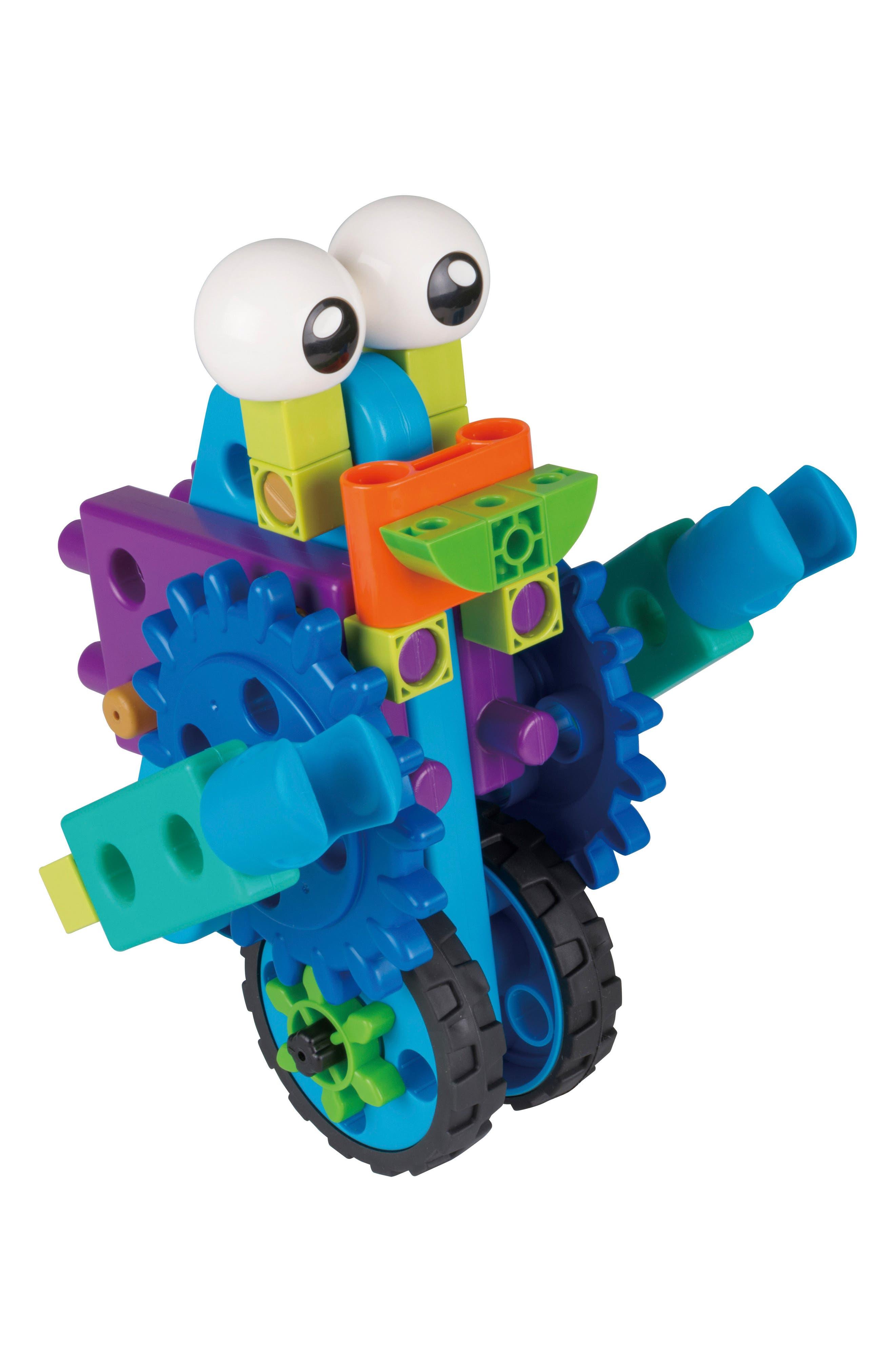 Robot Engineer Building Set & Storybook,                             Alternate thumbnail 9, color,                             Blue