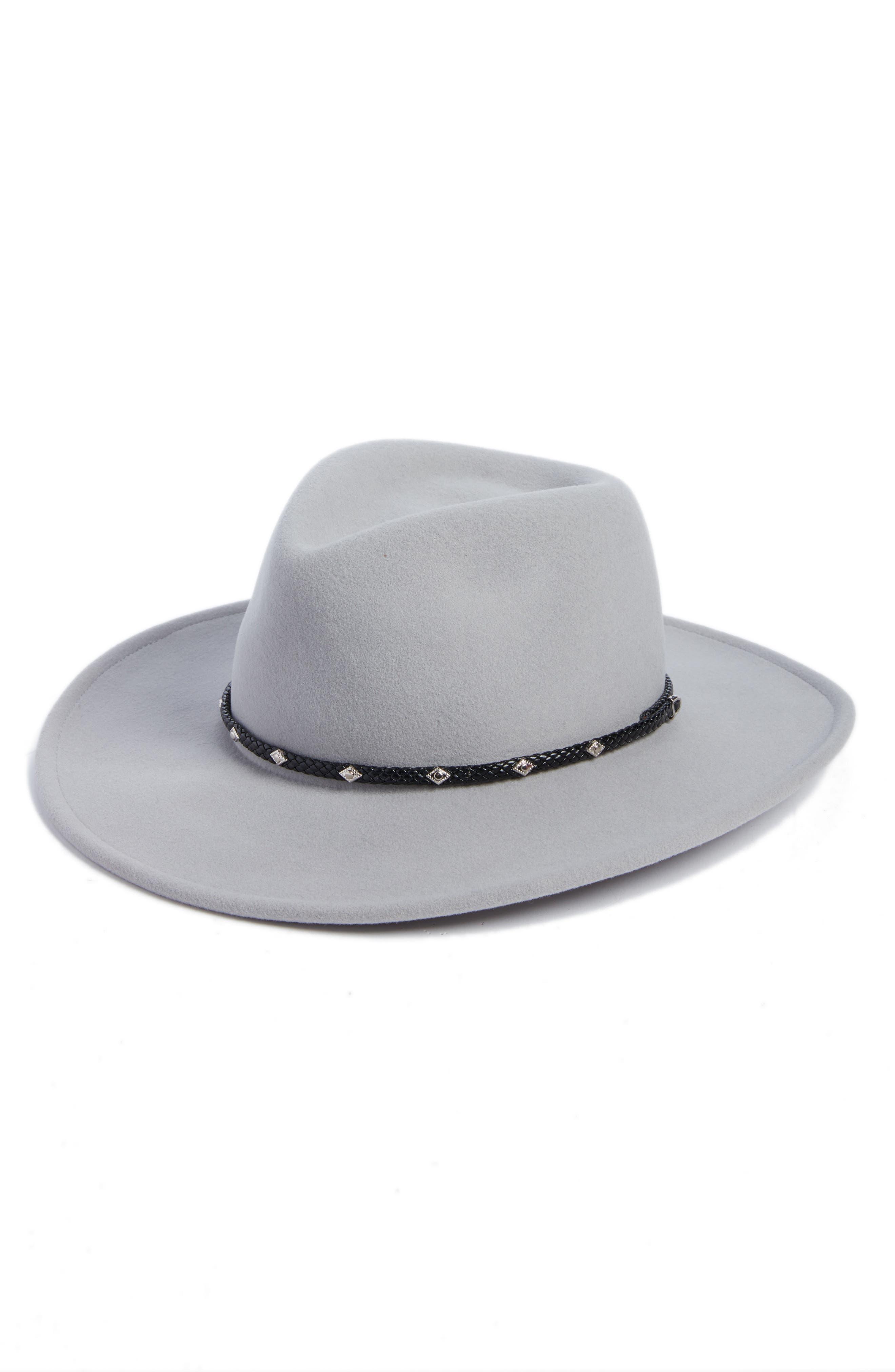 FRYE Roper Western Hat