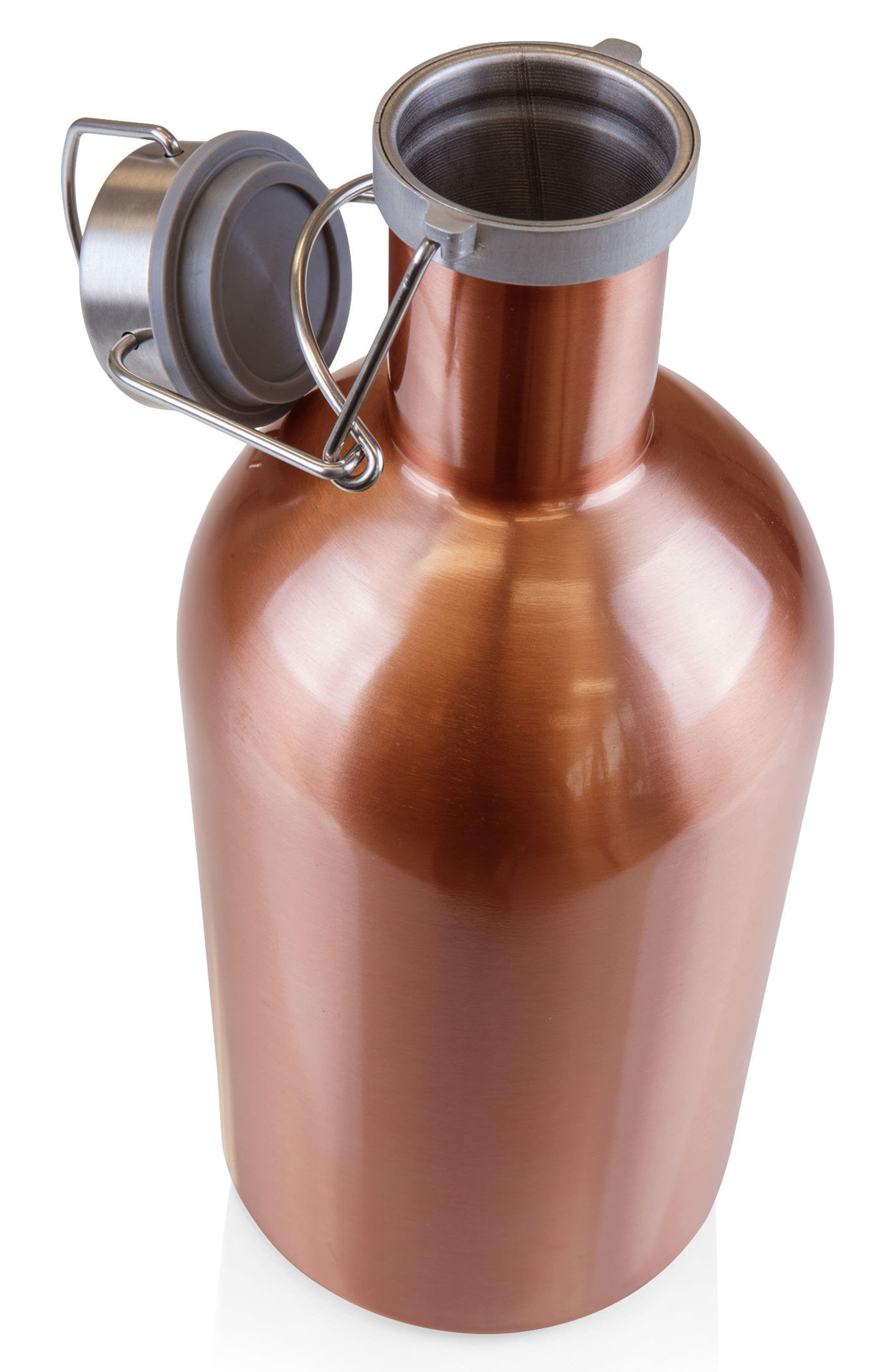 Alternate Image 2  - Picnic Time 64-Ounce Stainless Steel Growler