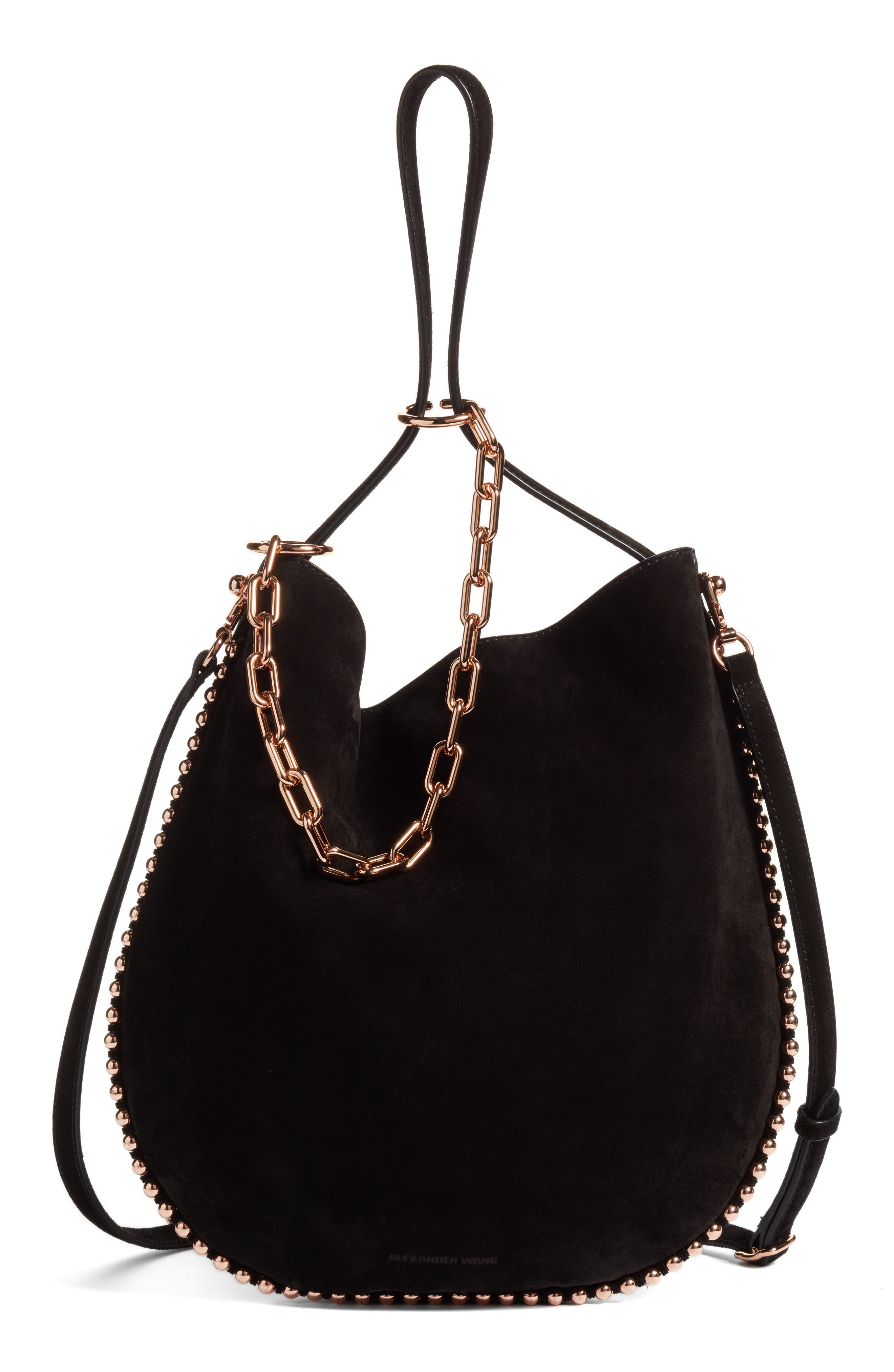 Alexander Wang Roxy Suede Hobo Bag (Nordstrom Exclusive)
