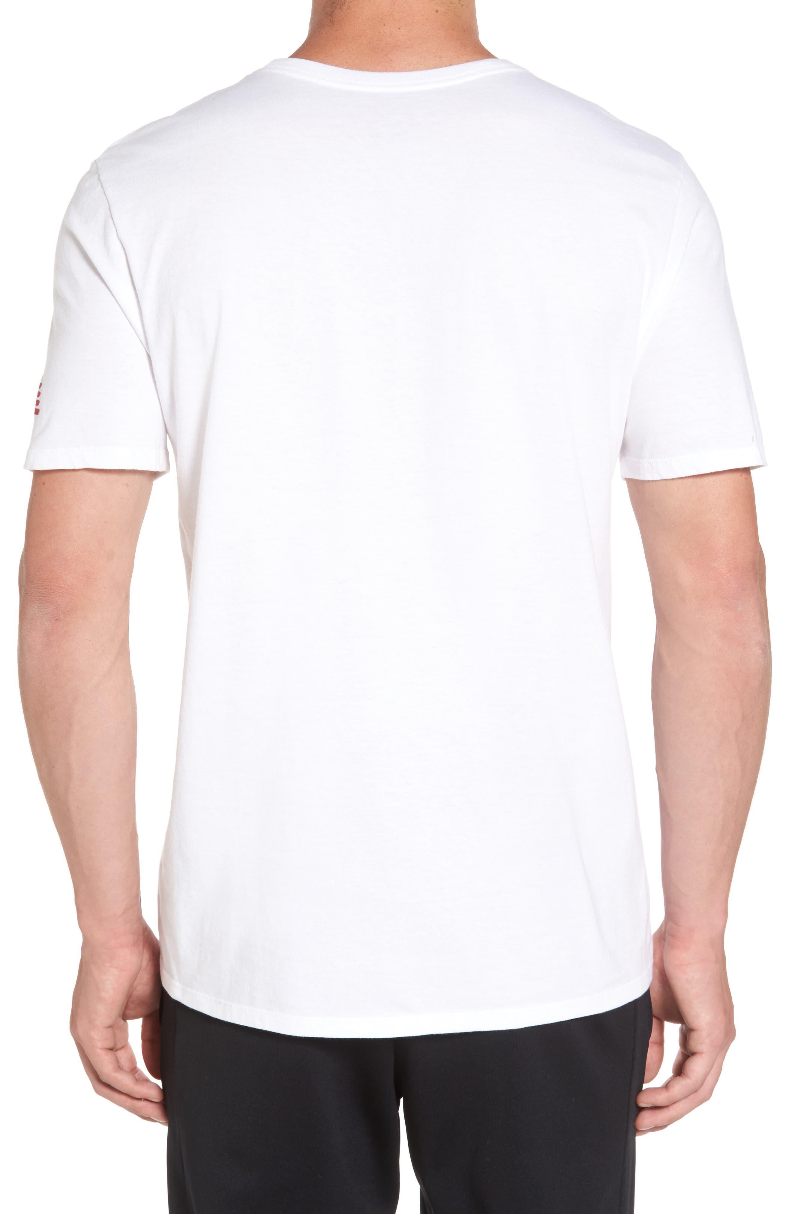 Sportswear Mars Blackmon T-Shirt,                             Alternate thumbnail 2, color,                             White