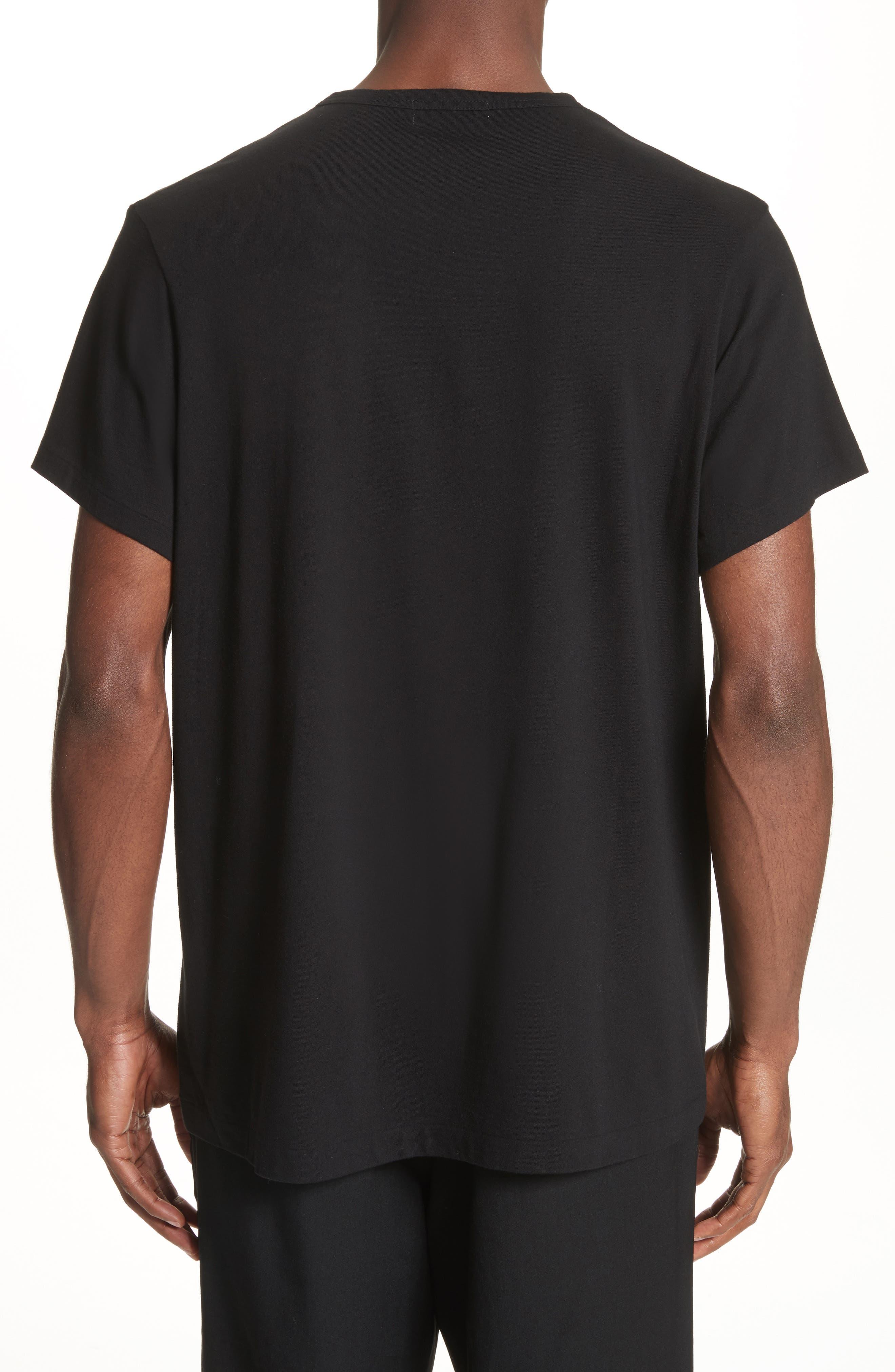 Alternate Image 2  - Yohji Yamamoto Samurai Graphic T-Shirt