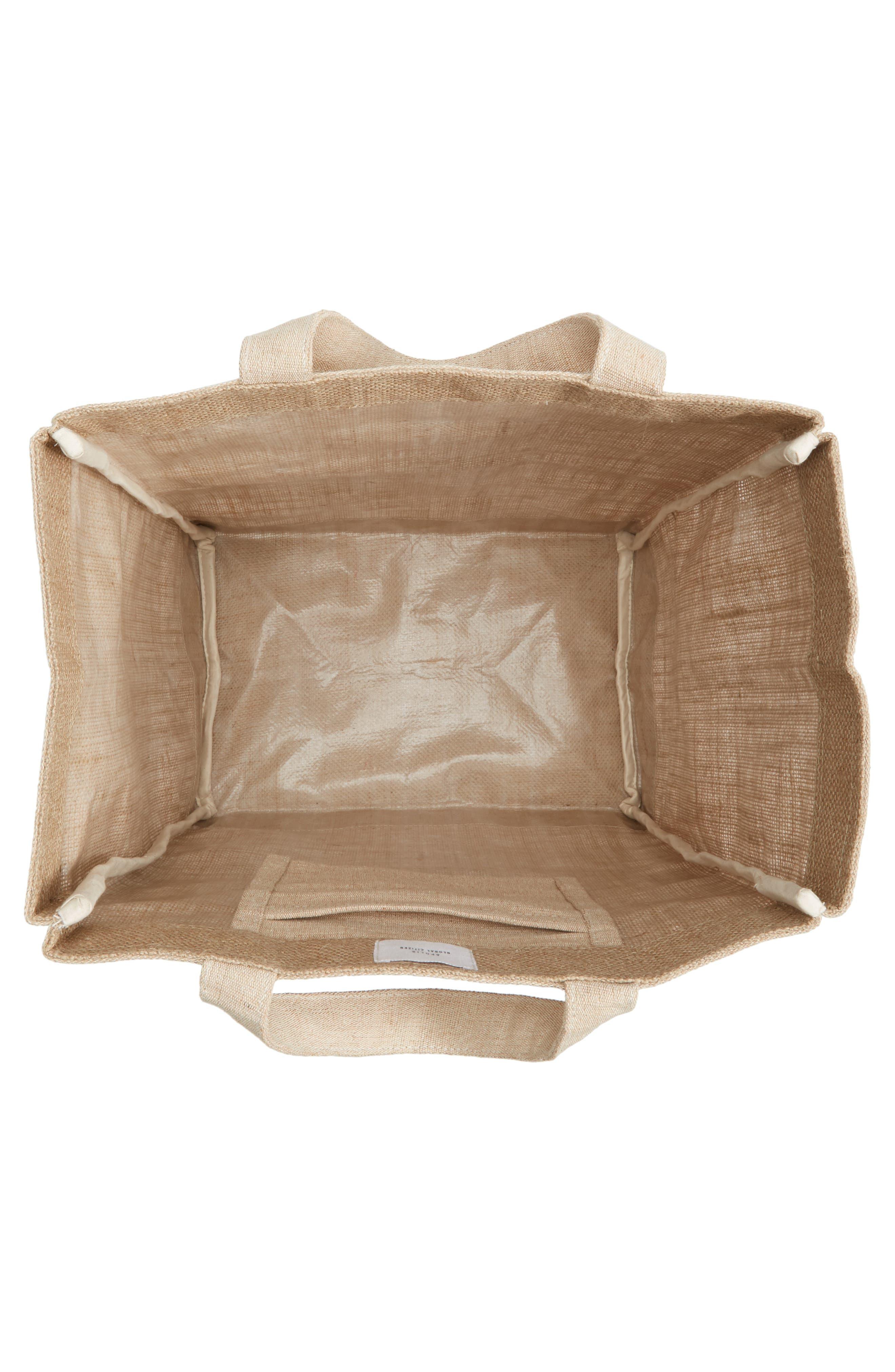 Alternate Image 3  - Apolis Seattle Simple Market Bag